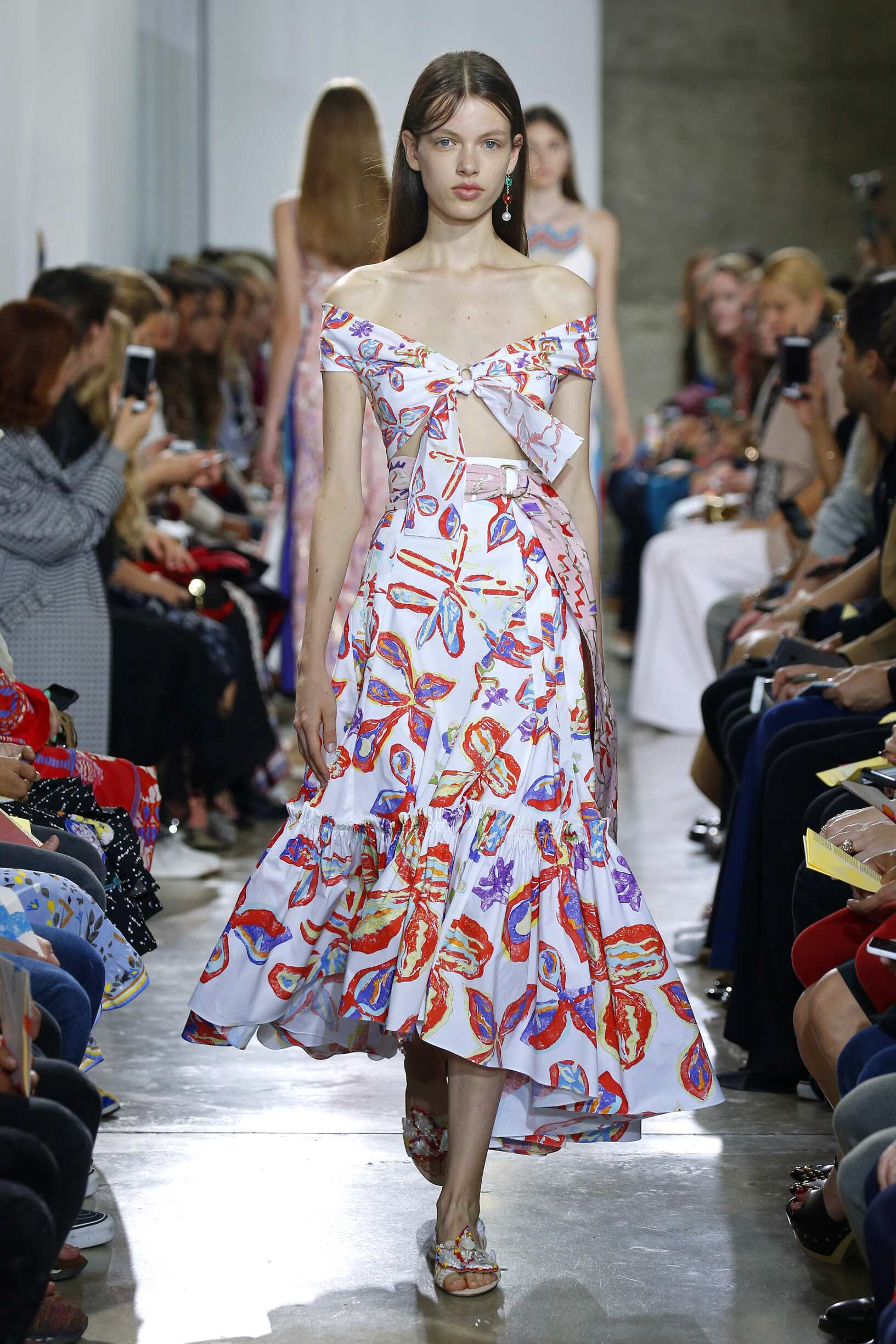 Runway Peter Pilotto Spring Summer 2017 Women's Collection London Fashion Week
