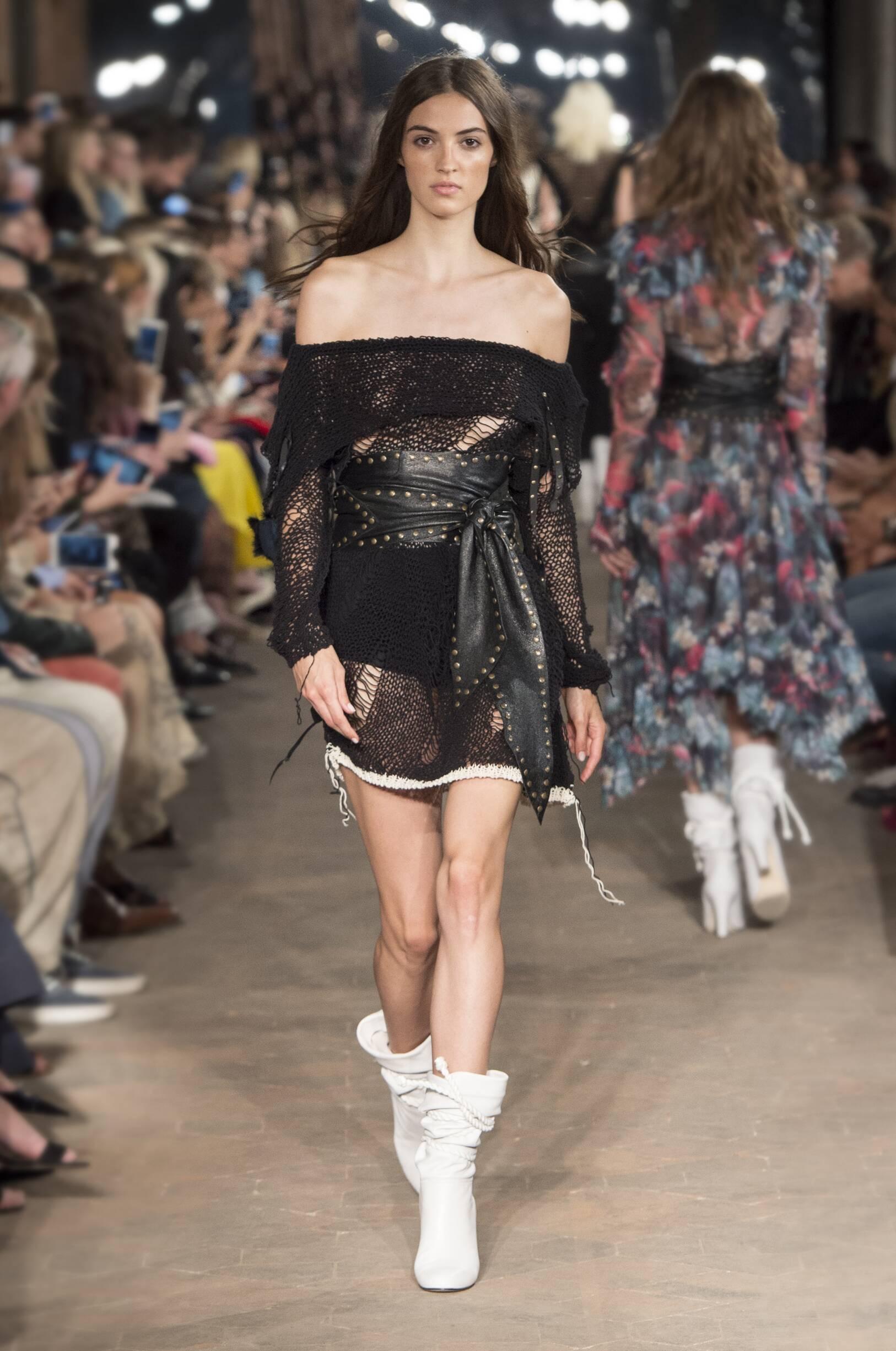 Runway Philosophy di Lorenzo Serafini Spring Summer 2017 Women's Collection Milan Fashion Week