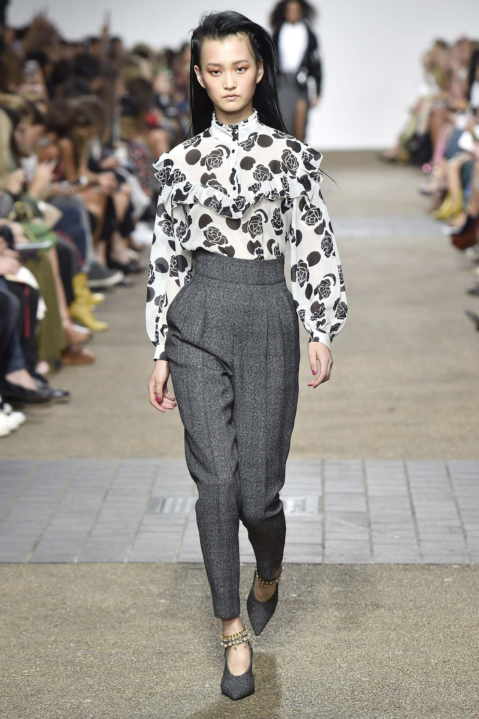 Runway Topshop Unique September 2016 Collection London Fashion Week