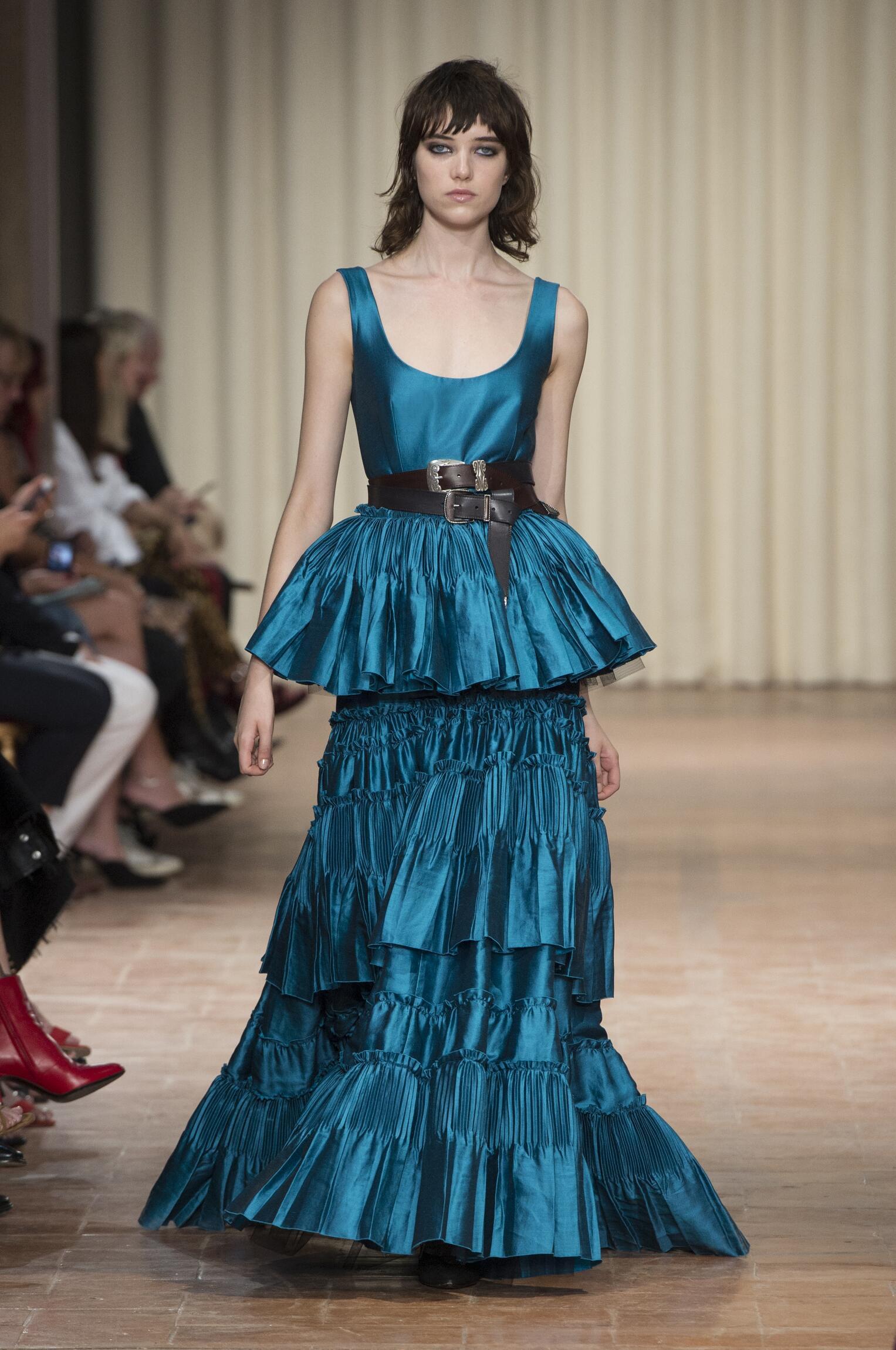 SS 2017 Alberta Ferretti Fashion Show