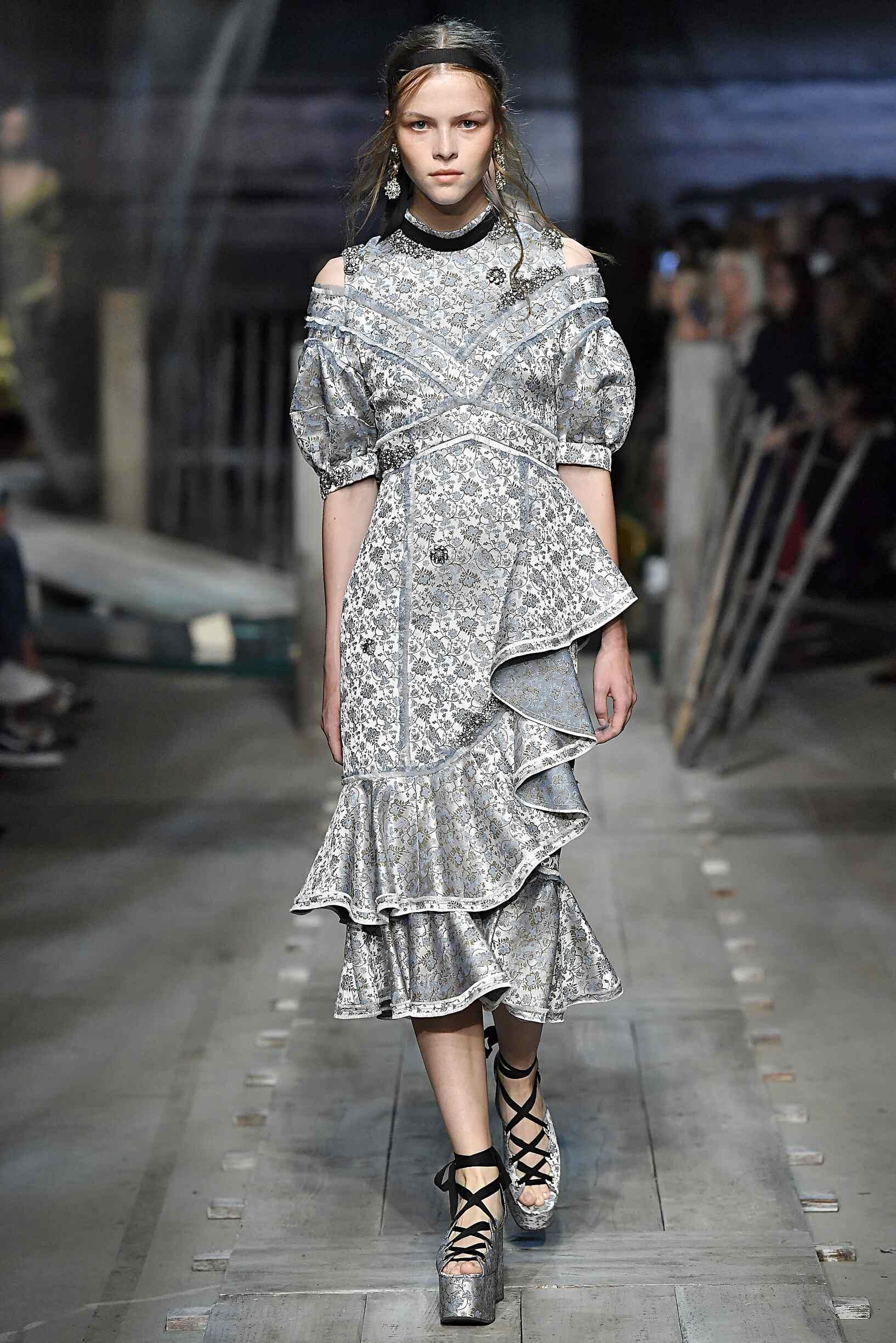 SS 2017 Fashion Show Erdem