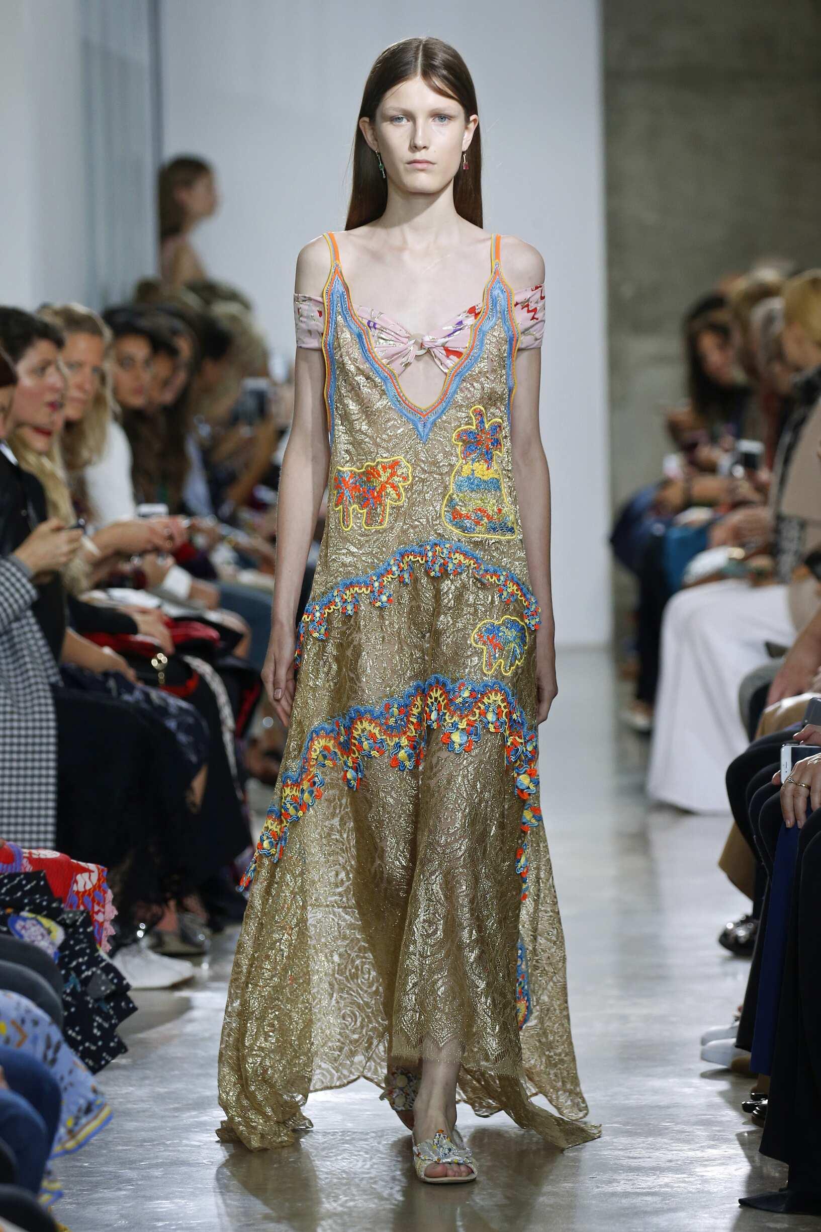 SS 2017 Fashion Show Peter Pilotto