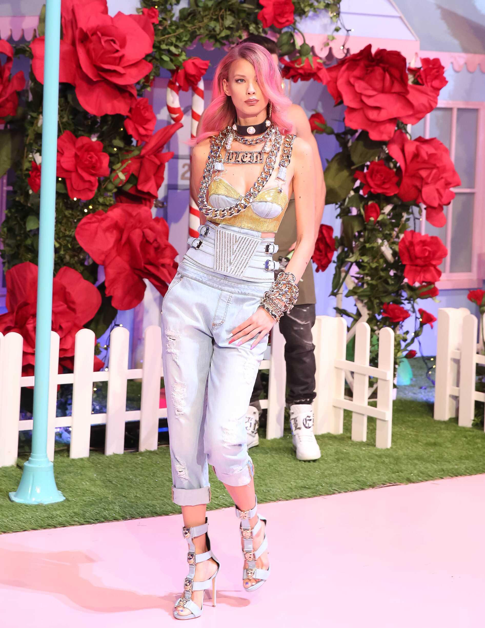 SS 2017 Fashion Show Philipp Plein