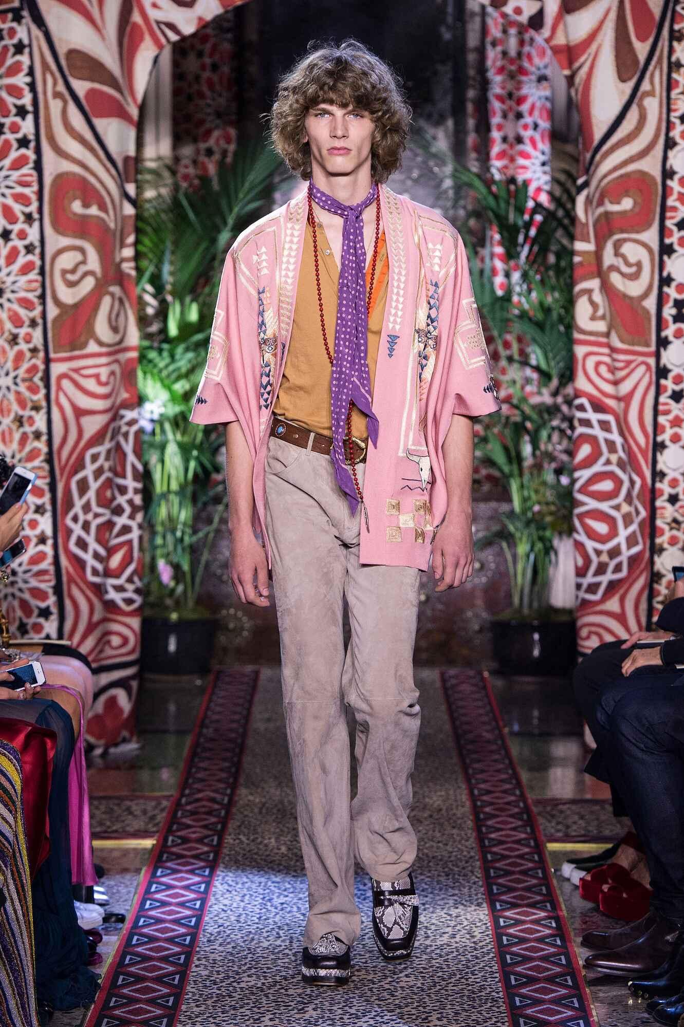 SS 2017 Fashion Show Roberto Cavalli