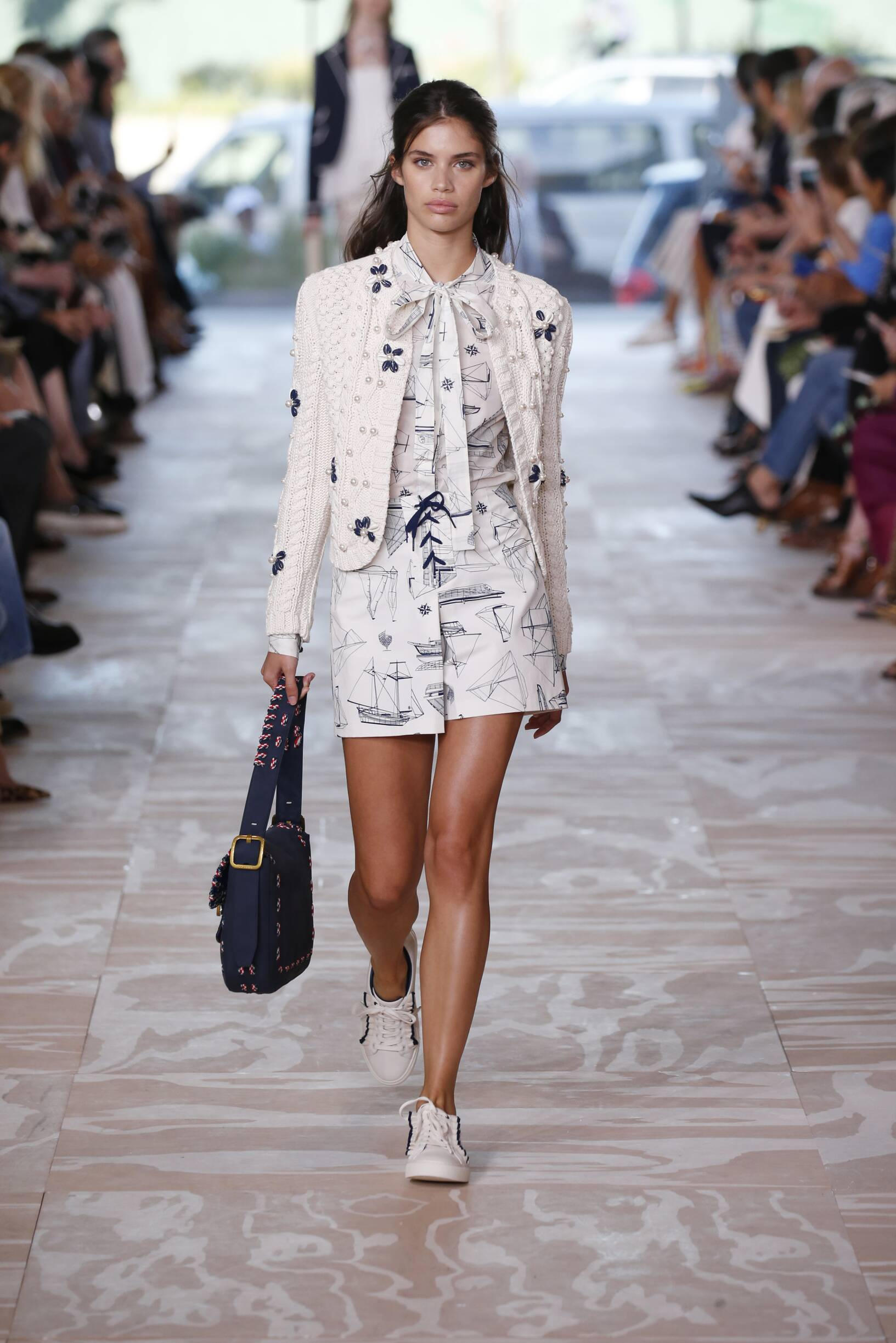 SS 2017 Fashion Show Tory Burch