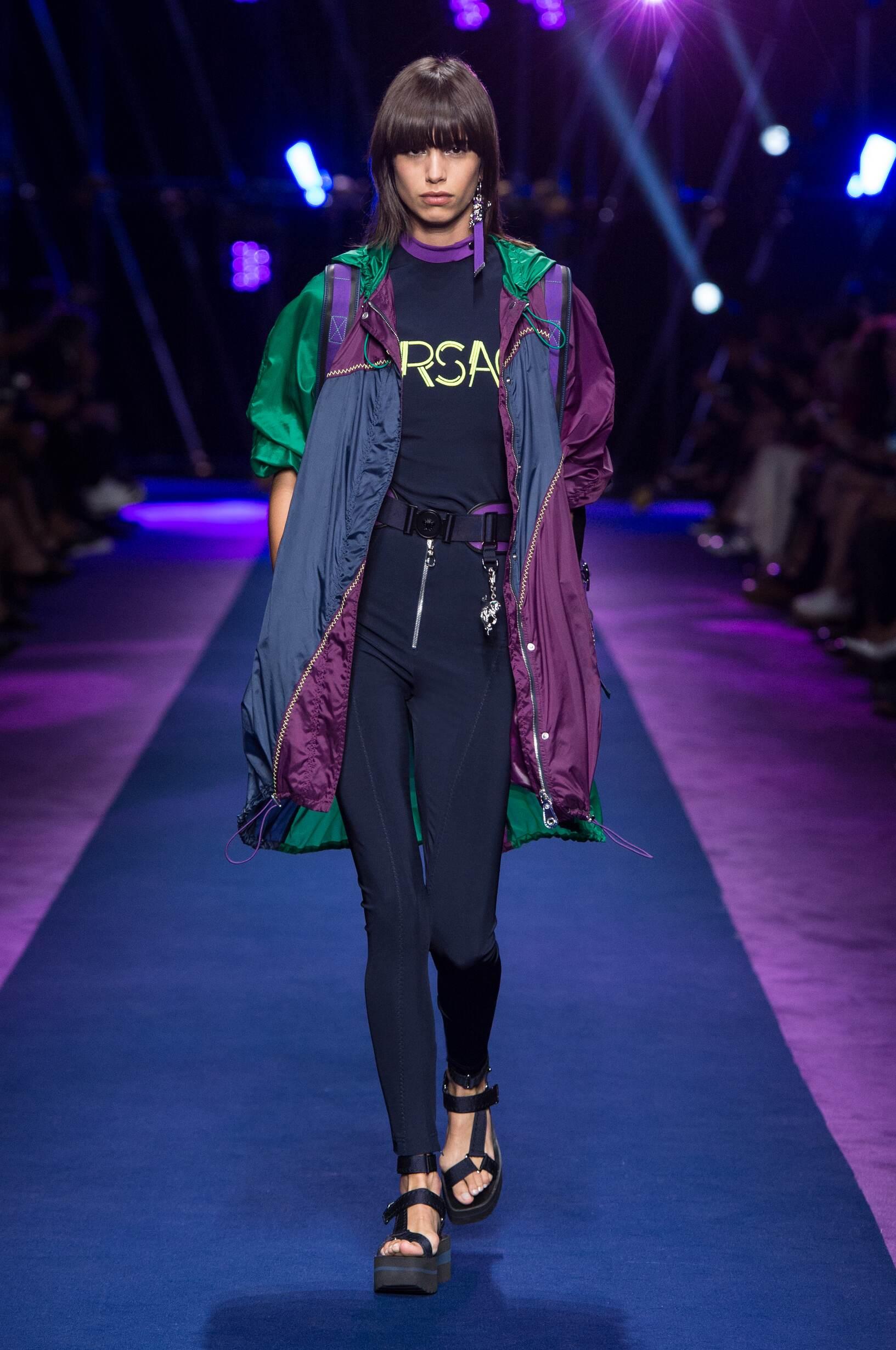 SS 2017 Fashion Show Versace