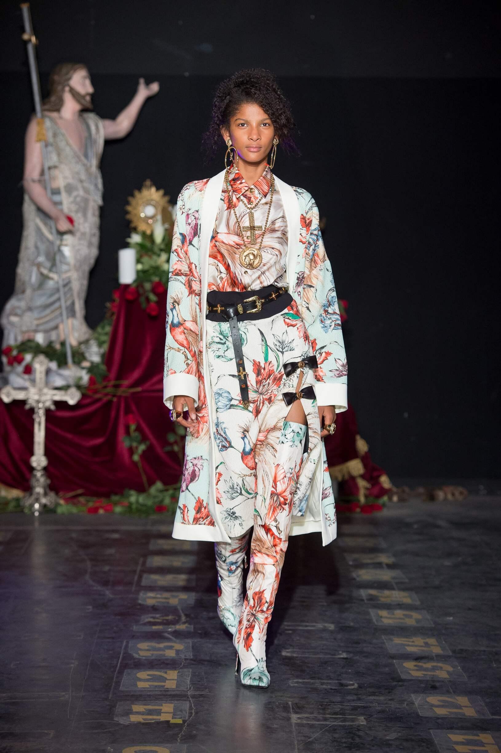 SS 2017 Fausto Puglisi Fashion Show