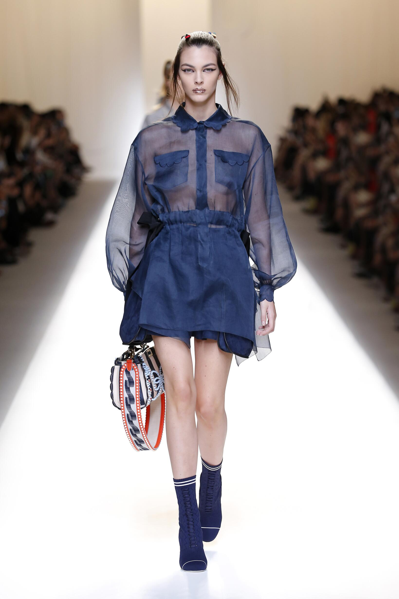fendi week collection milan rococo summer spring runway inspired ss woman womens looks arab modern