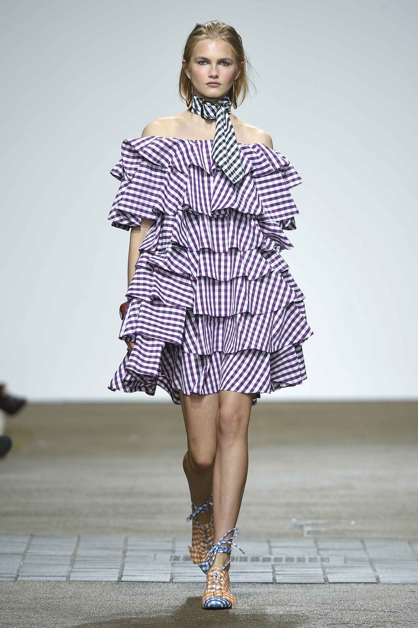 SS 2017 House Of Holland Fashion Show