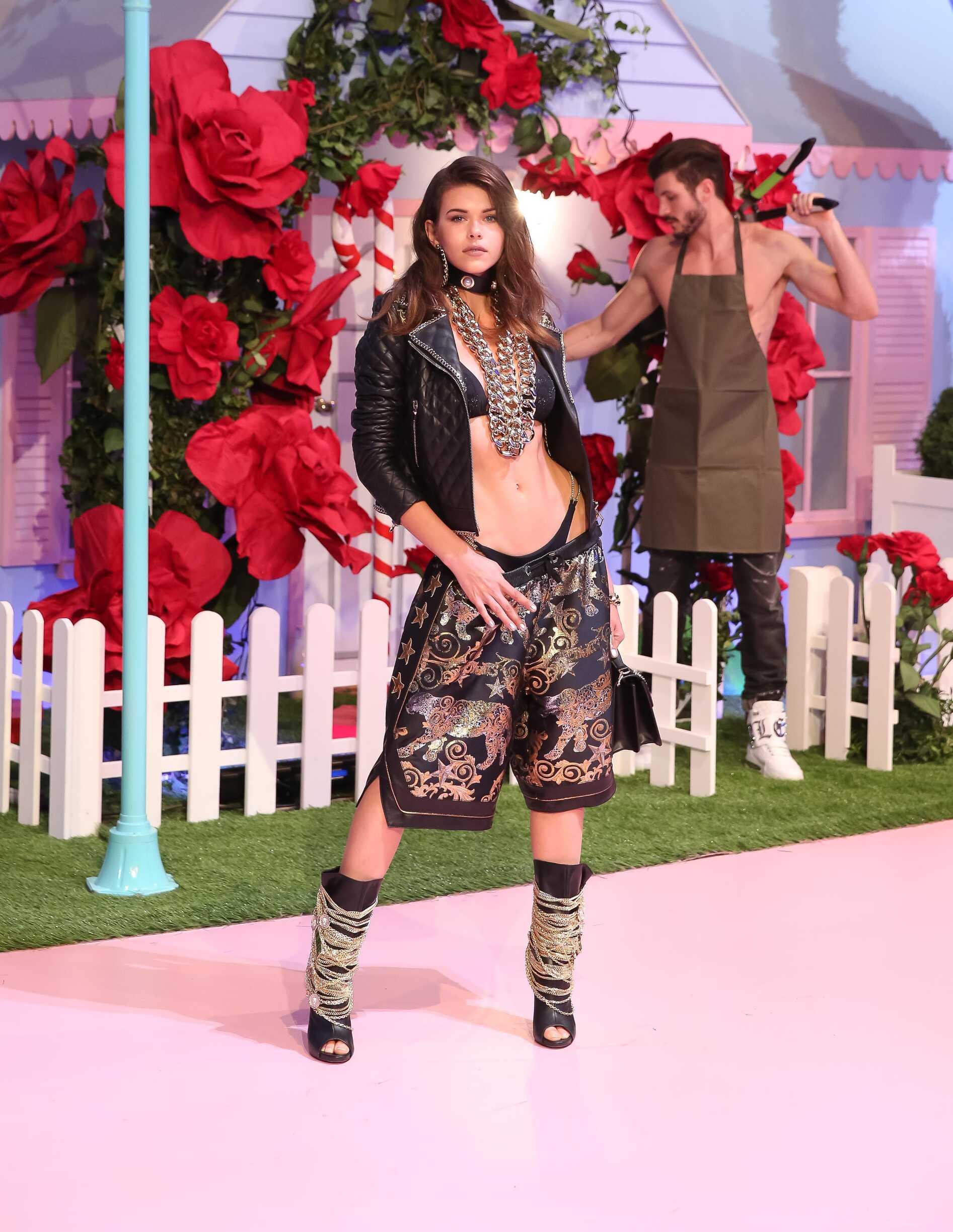 SS 2017 Philipp Plein Fashion Show Milan Fashion Week