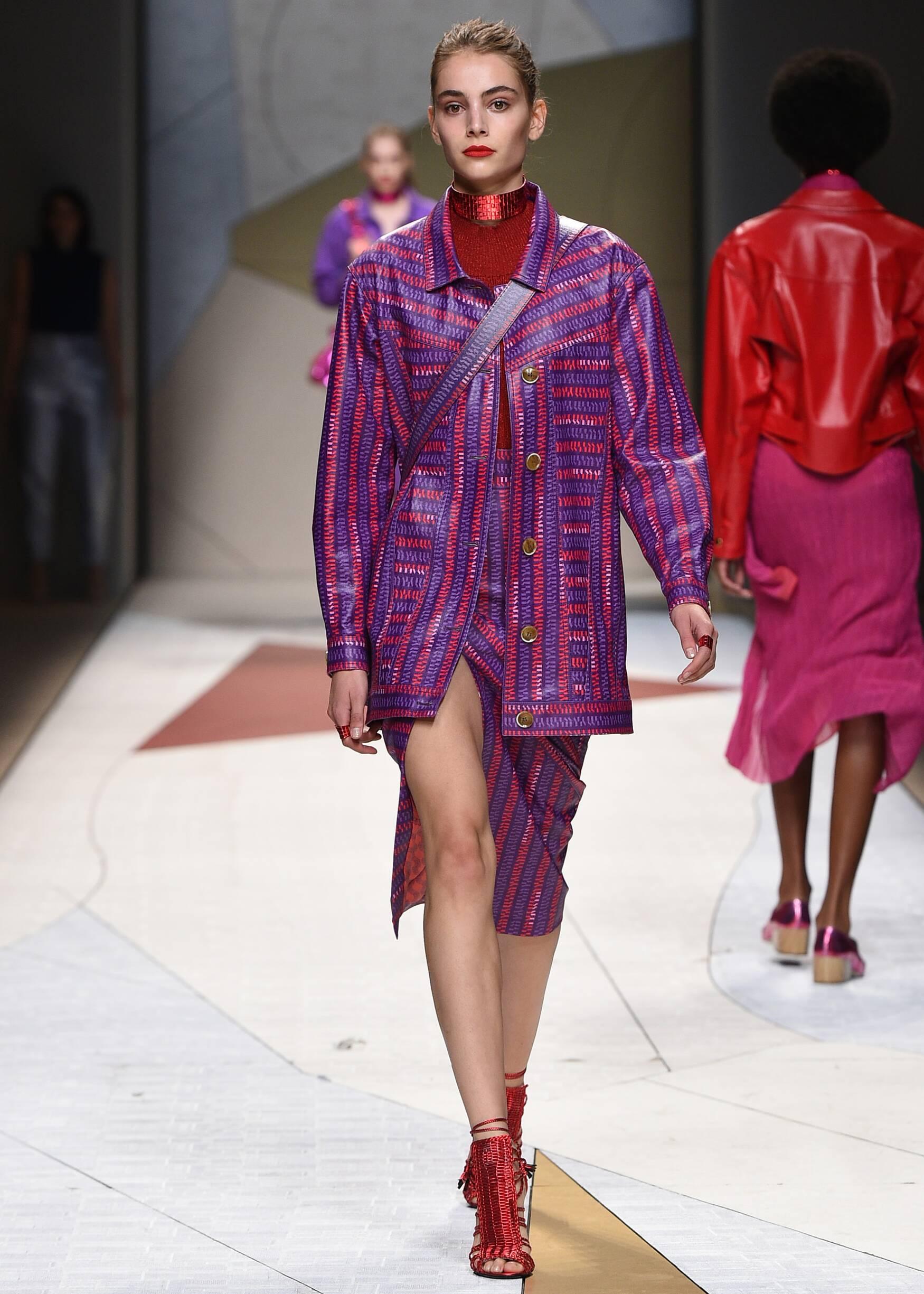 SS 2017 Trussardi Fashion Show