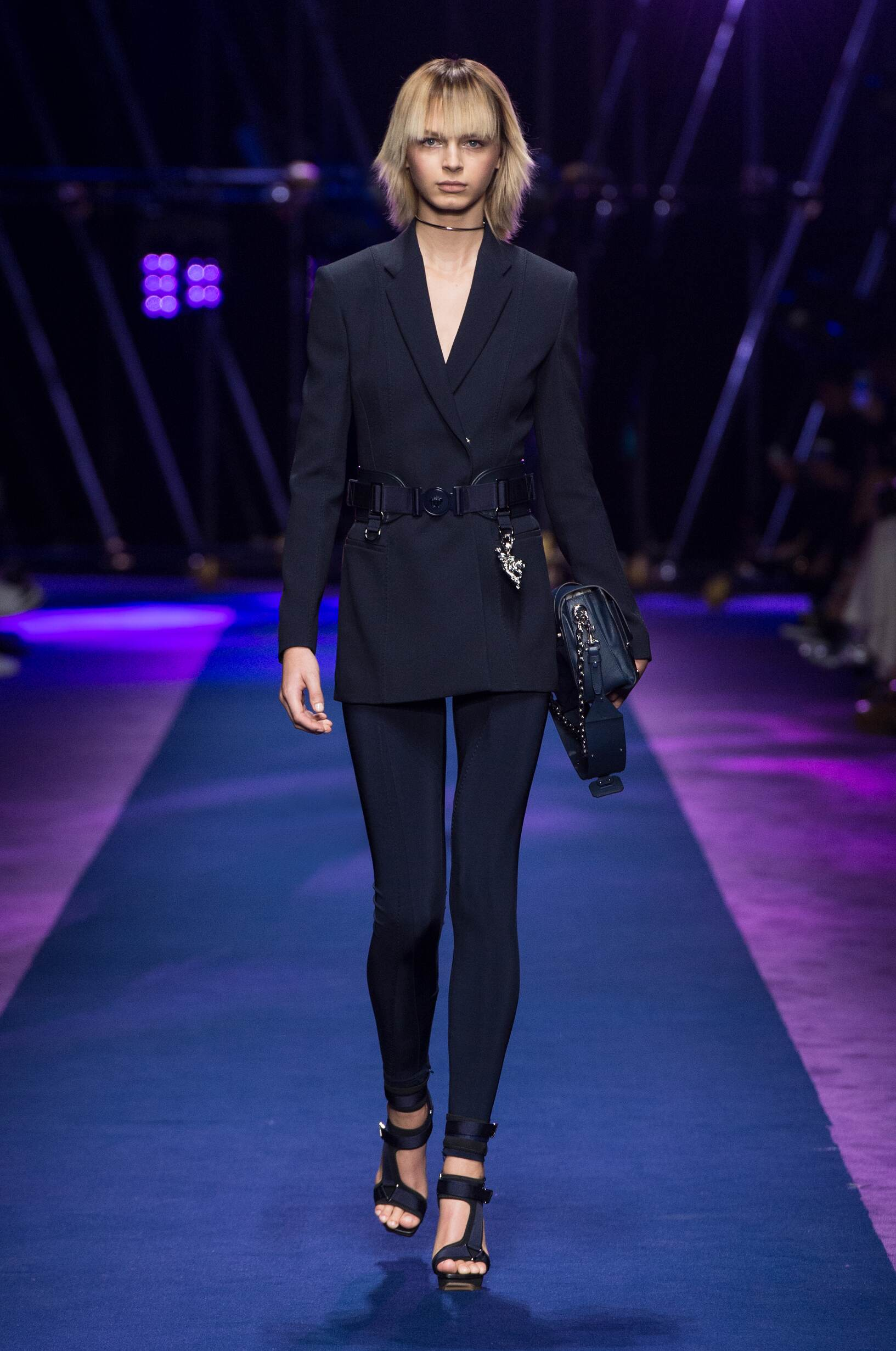 SS 2017 Versace Fashion Show