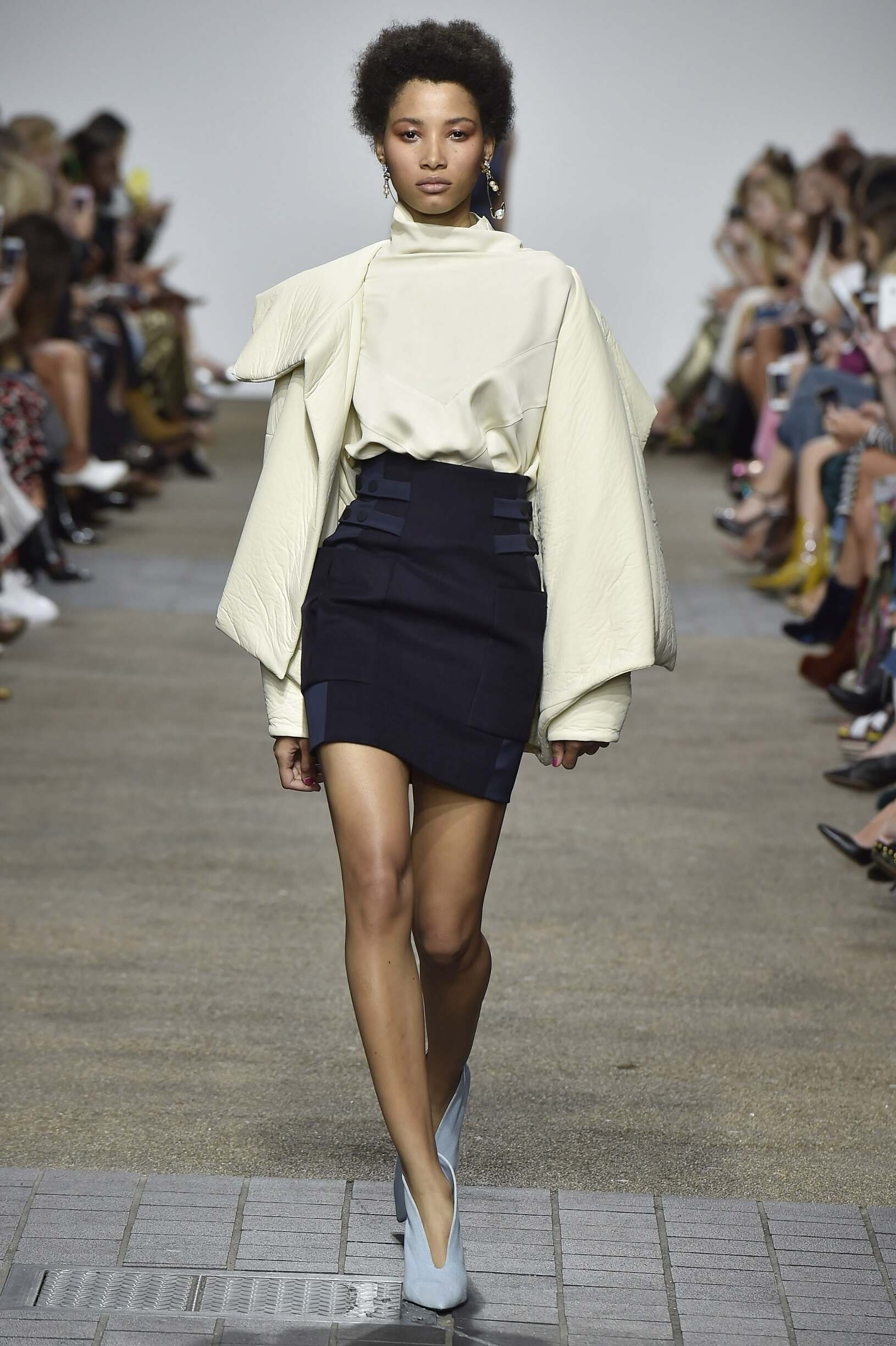 September 2016 Collection Topshop Unique Fashion Show