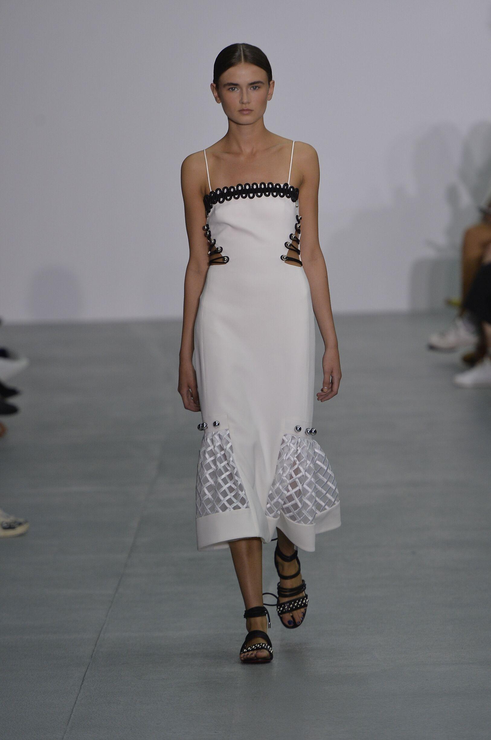 Spring 2017 Fashion Trends David Koma