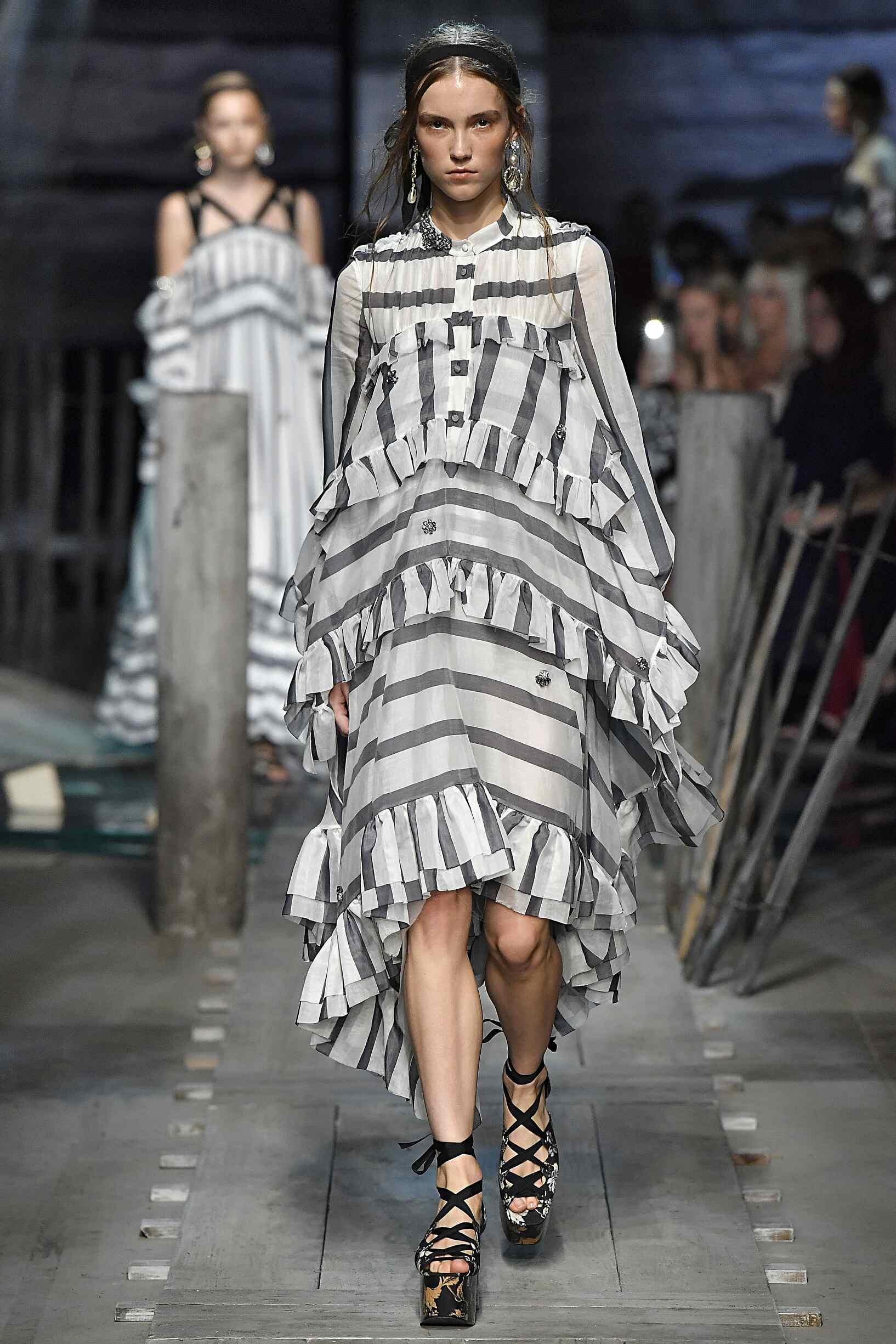 Spring 2017 Fashion Trends Erdem