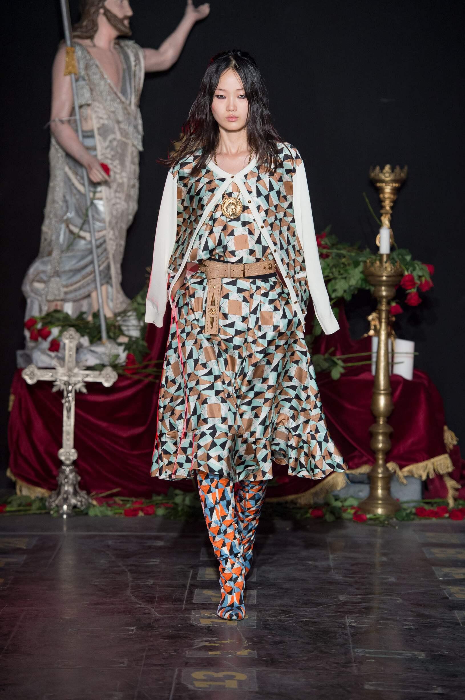 Spring 2017 Fashion Trends Fausto Puglisi