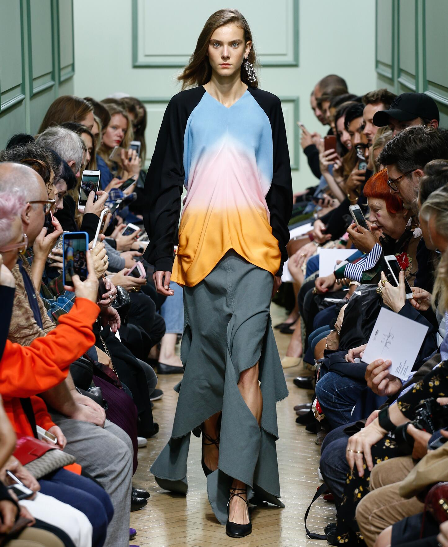 Spring 2017 Fashion Trends J.W. Anderson