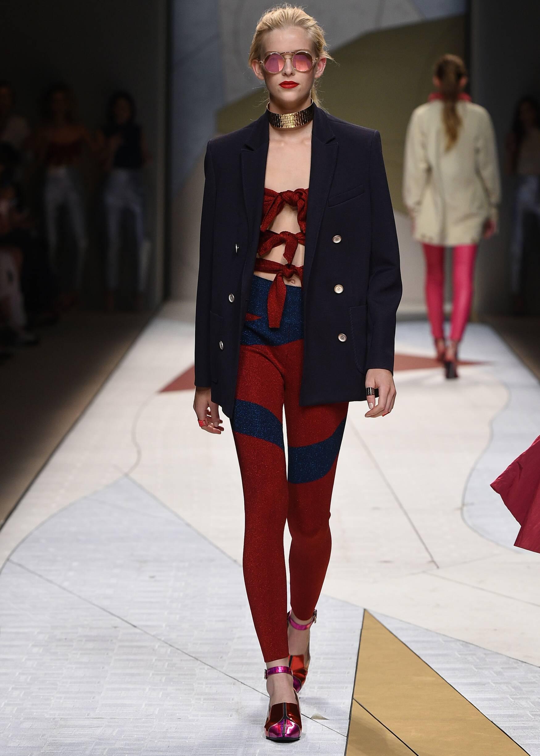 Spring 2017 Fashion Trends Trussardi