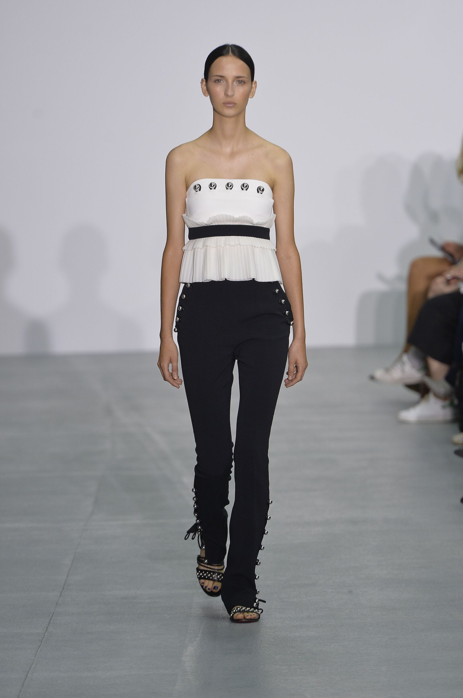 Spring 2017 Woman Fashion Show David Koma