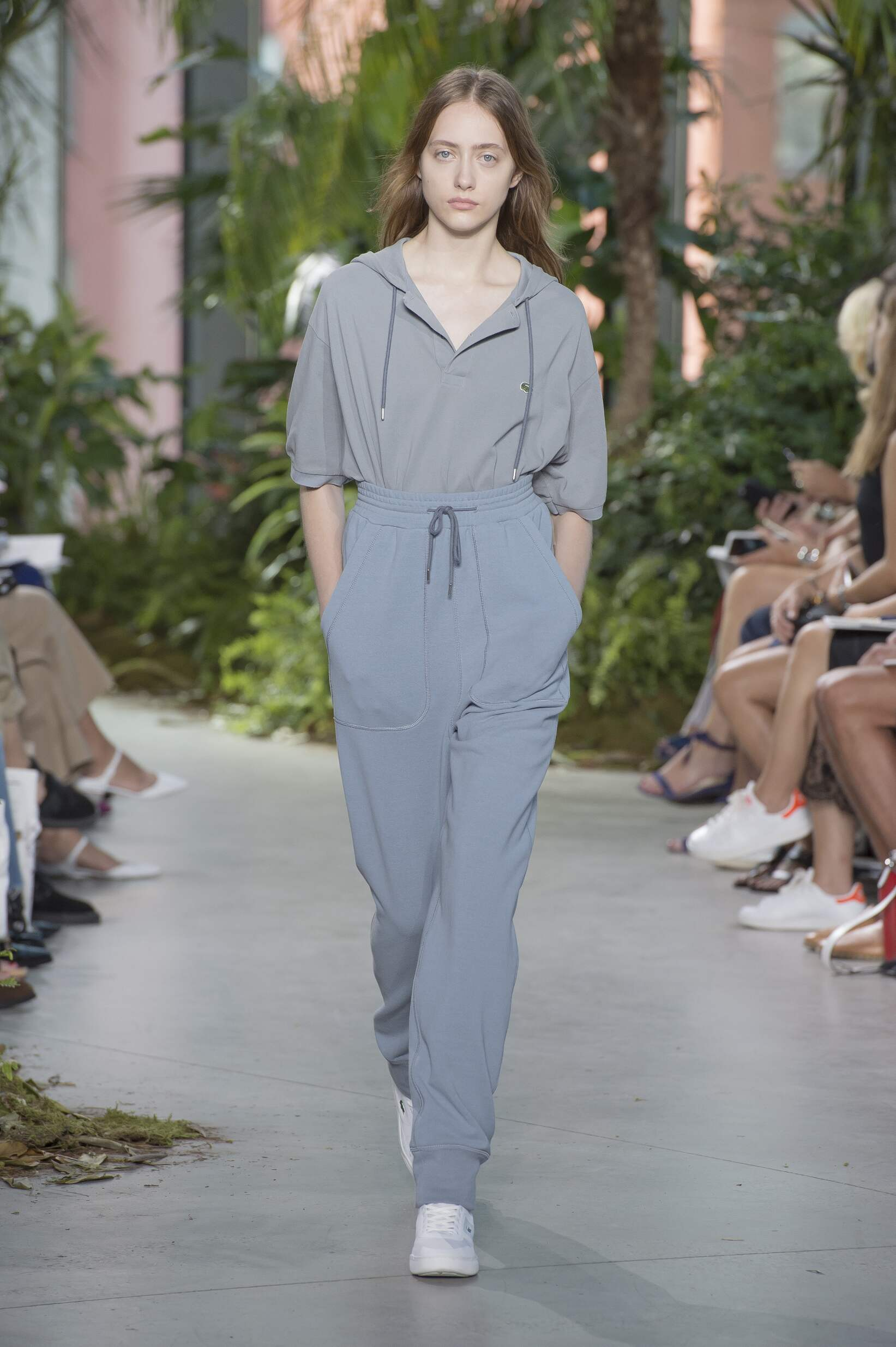 Spring 2017 Woman Fashion Show Lacoste