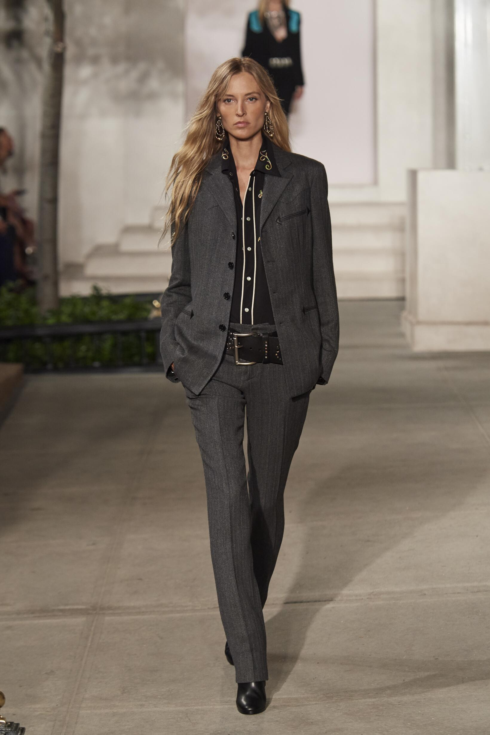 Spring 2017 Woman Fashion Show Ralph Lauren