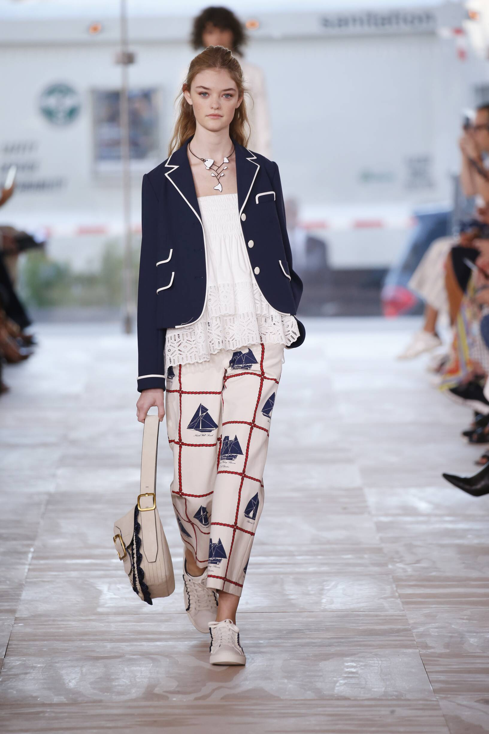 Spring 2017 Woman Fashion Show Tory Burch