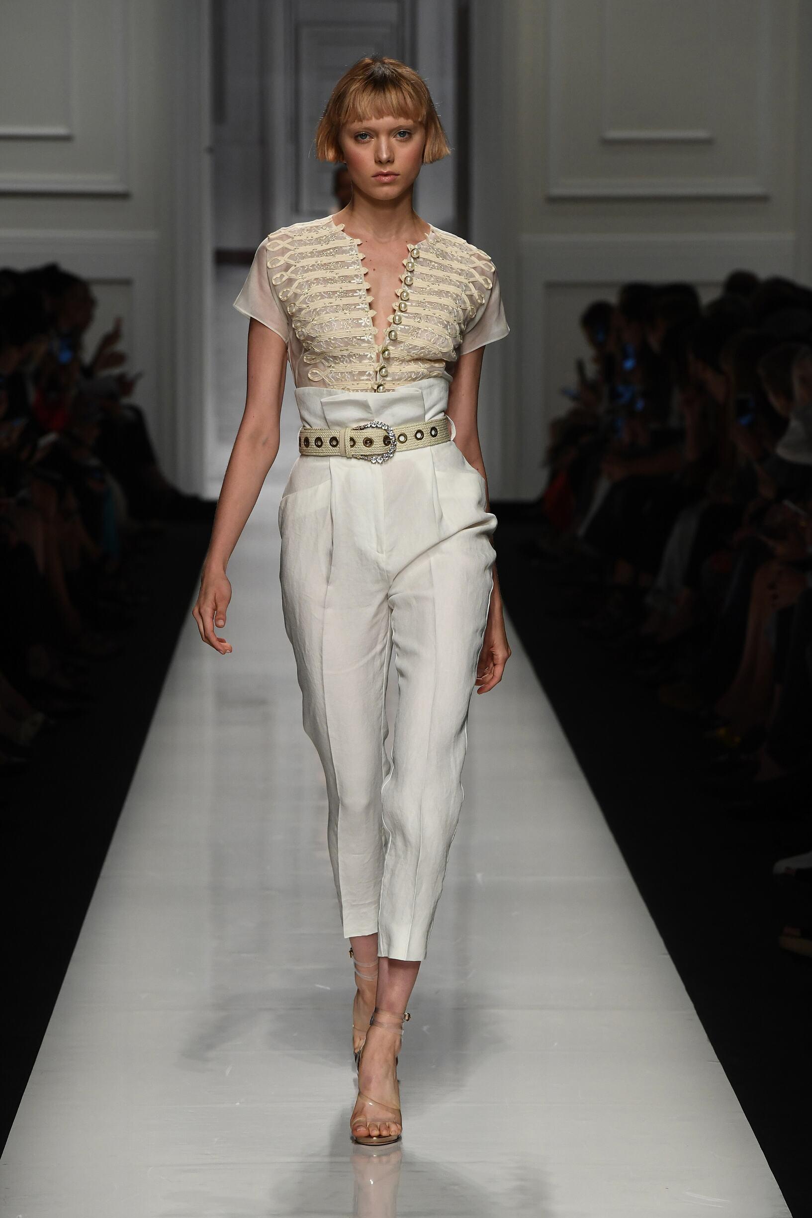 Spring 2017 Womenswear Ermanno Scervino