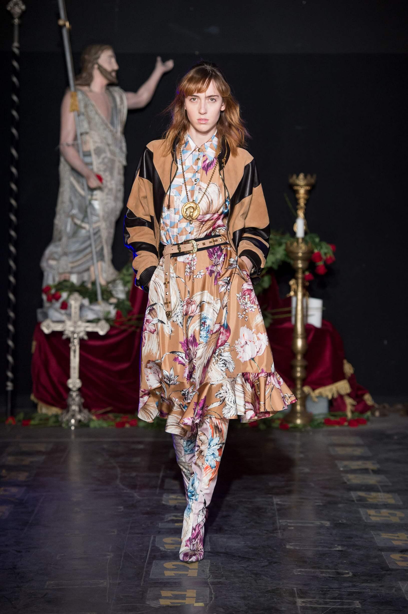 Spring 2017 Womenswear Fausto Puglisi