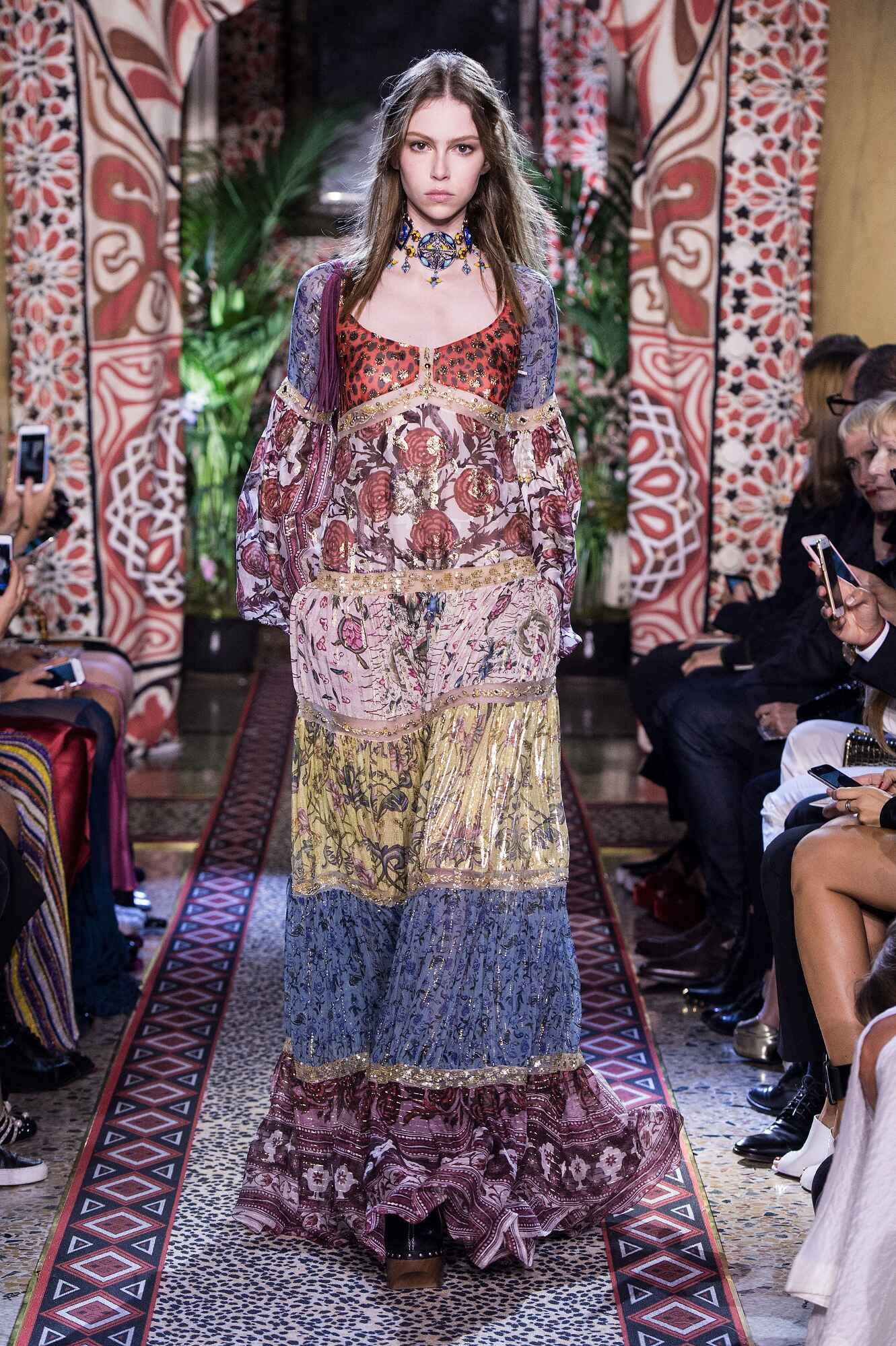 Spring 2017 Womenswear Roberto Cavalli