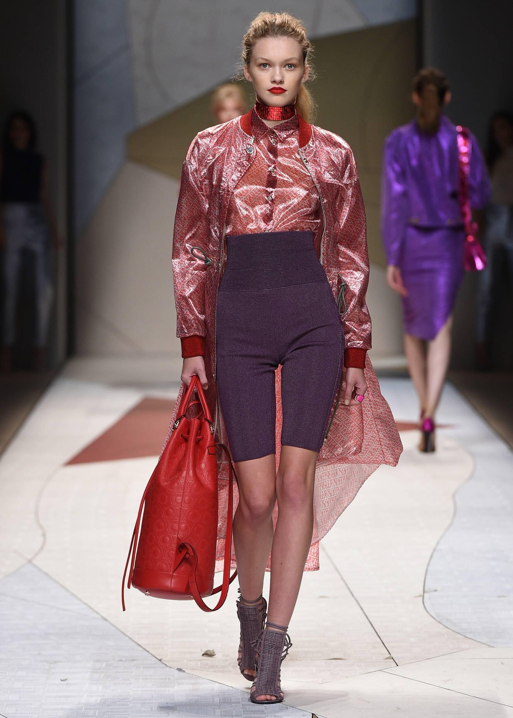 Spring 2017 Womenswear Trussardi