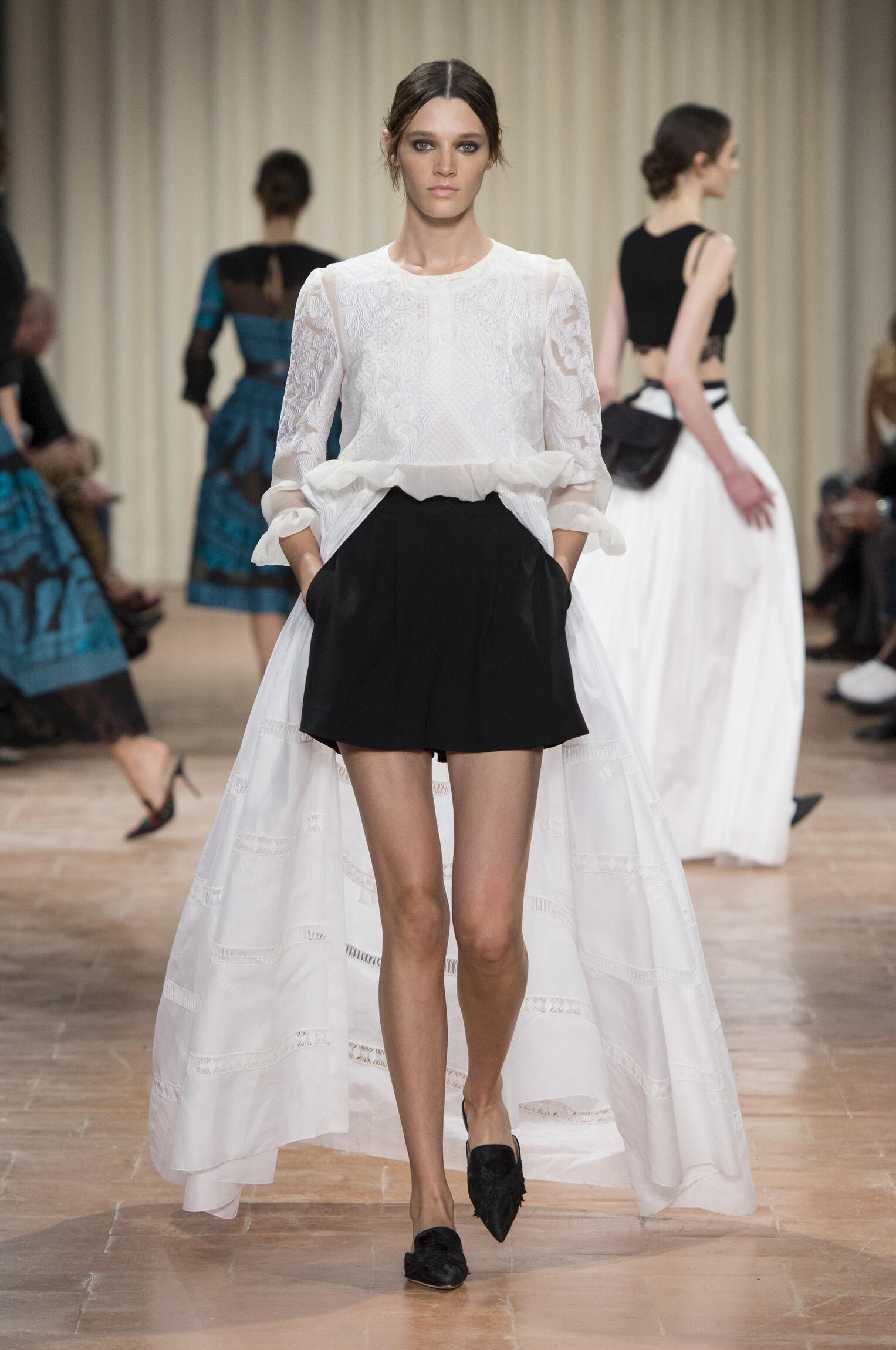 Spring Fashion 2017 Alberta Ferretti