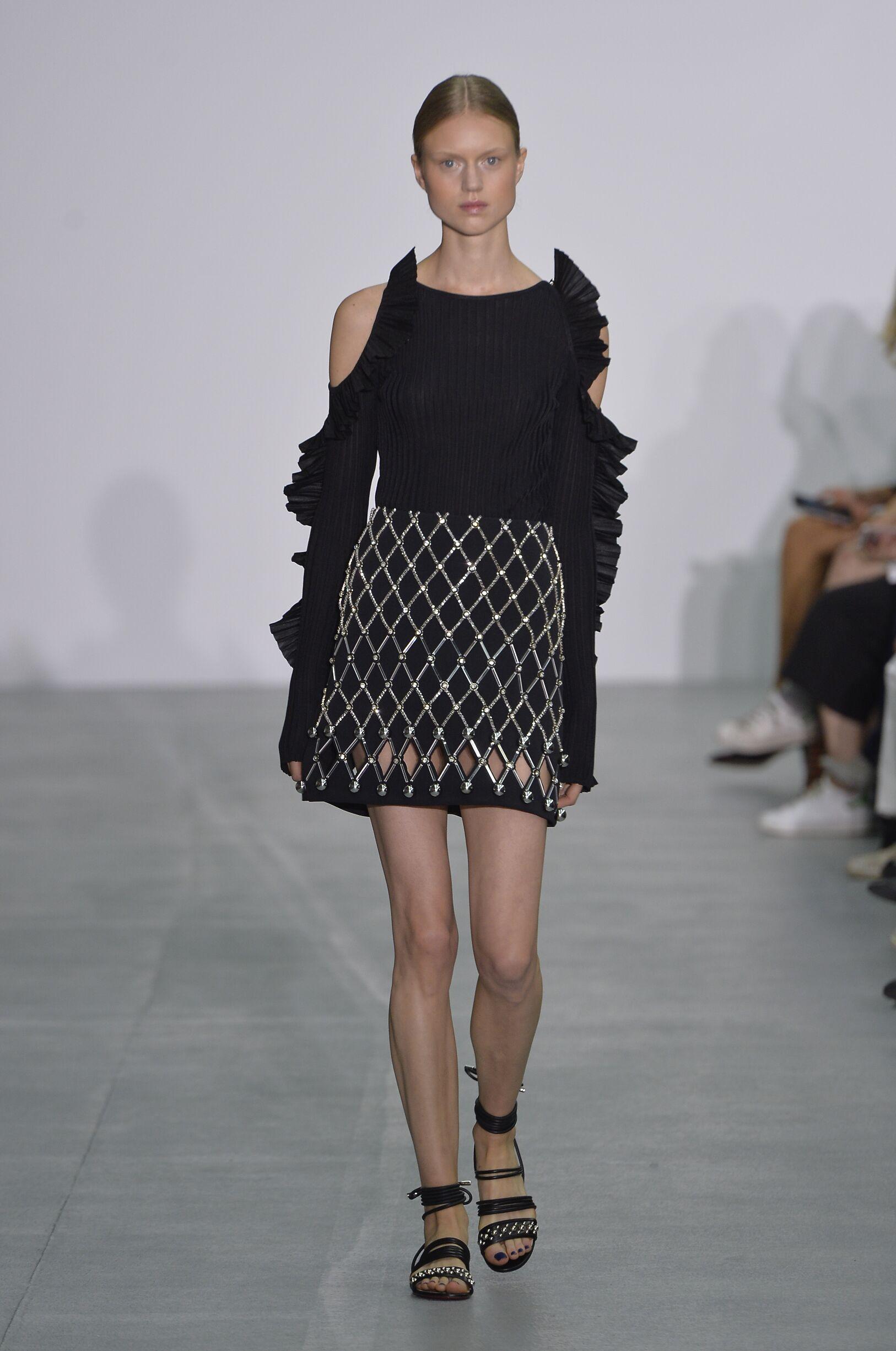 Spring Fashion 2017 David Koma