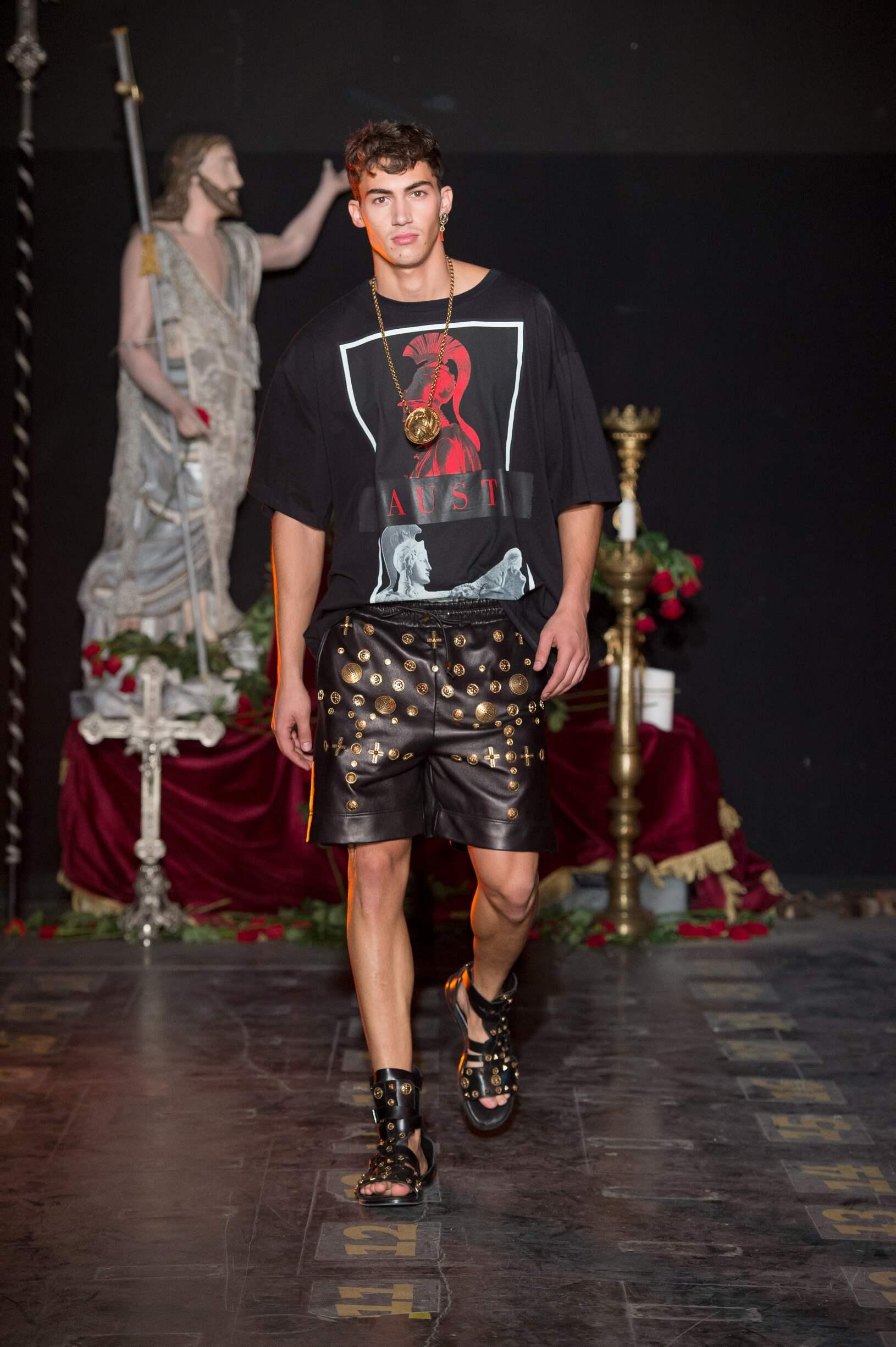 Spring Fashion 2017 Fausto Puglisi