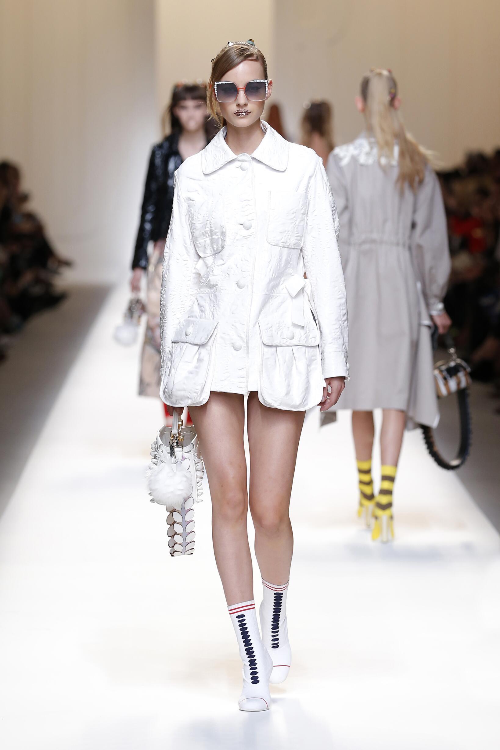 Spring Fashion 2017 Fendi