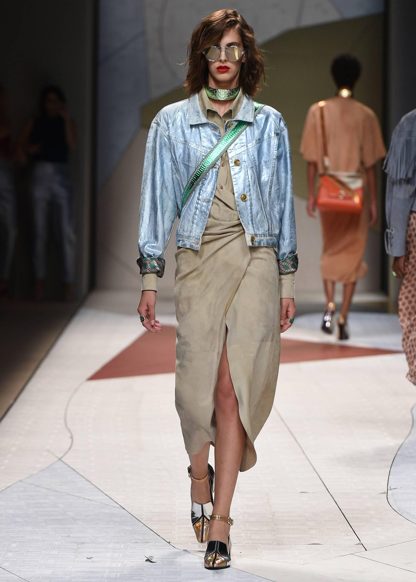 Spring Fashion 2017 Trussardi