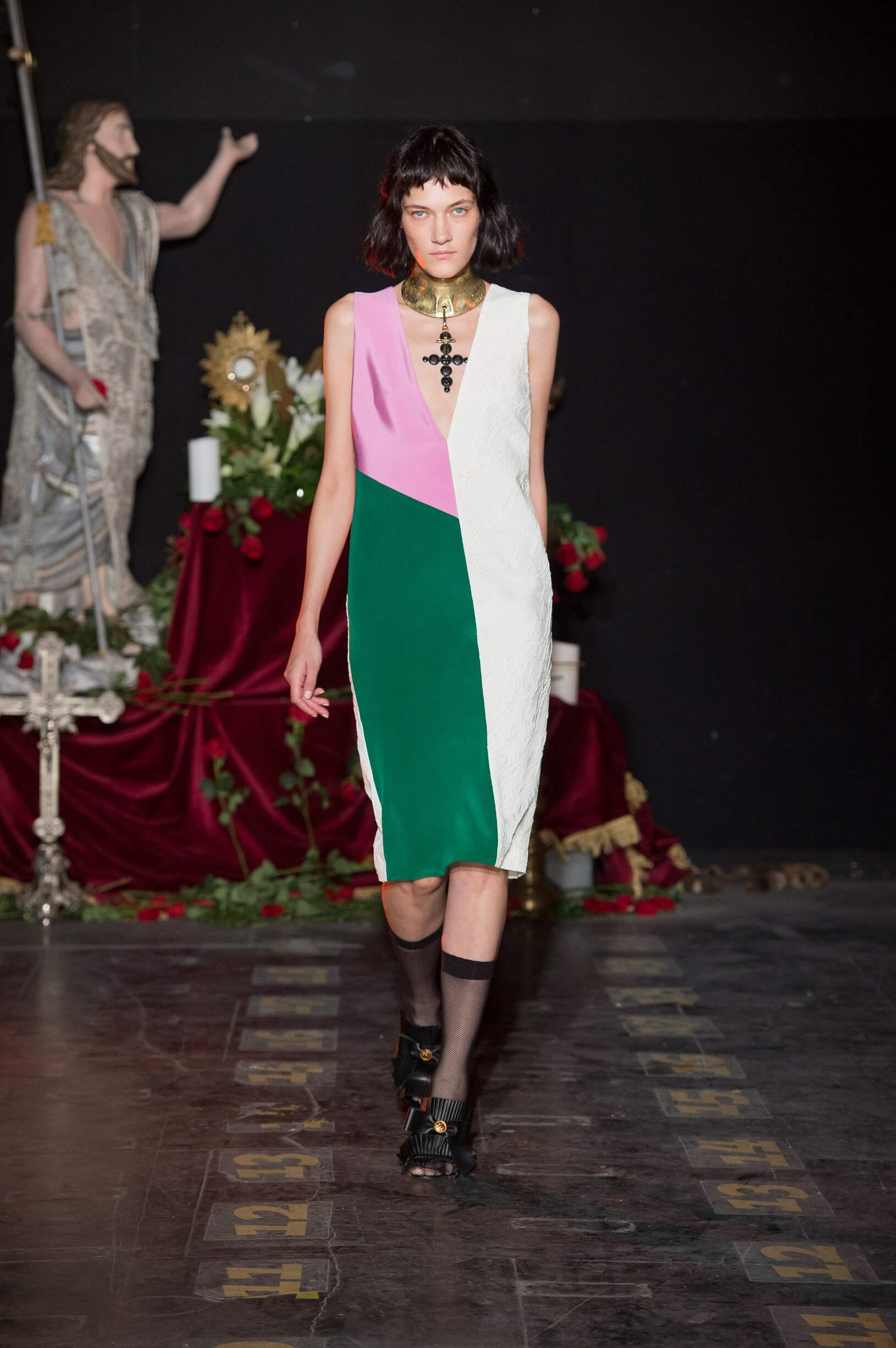 Spring Fashion Trends 2017 Fausto Puglisi