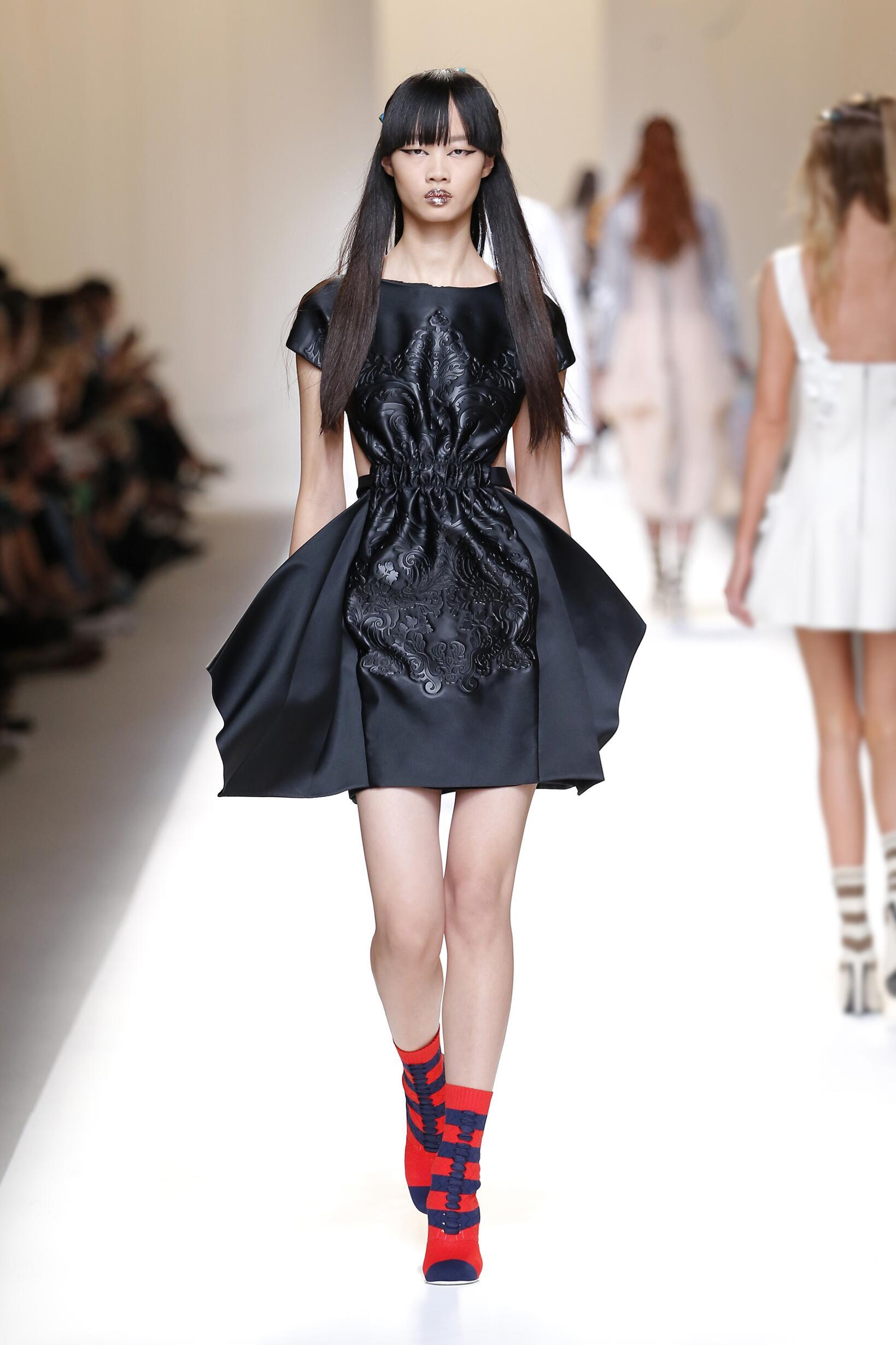 Spring Fashion Trends 2017 Fendi