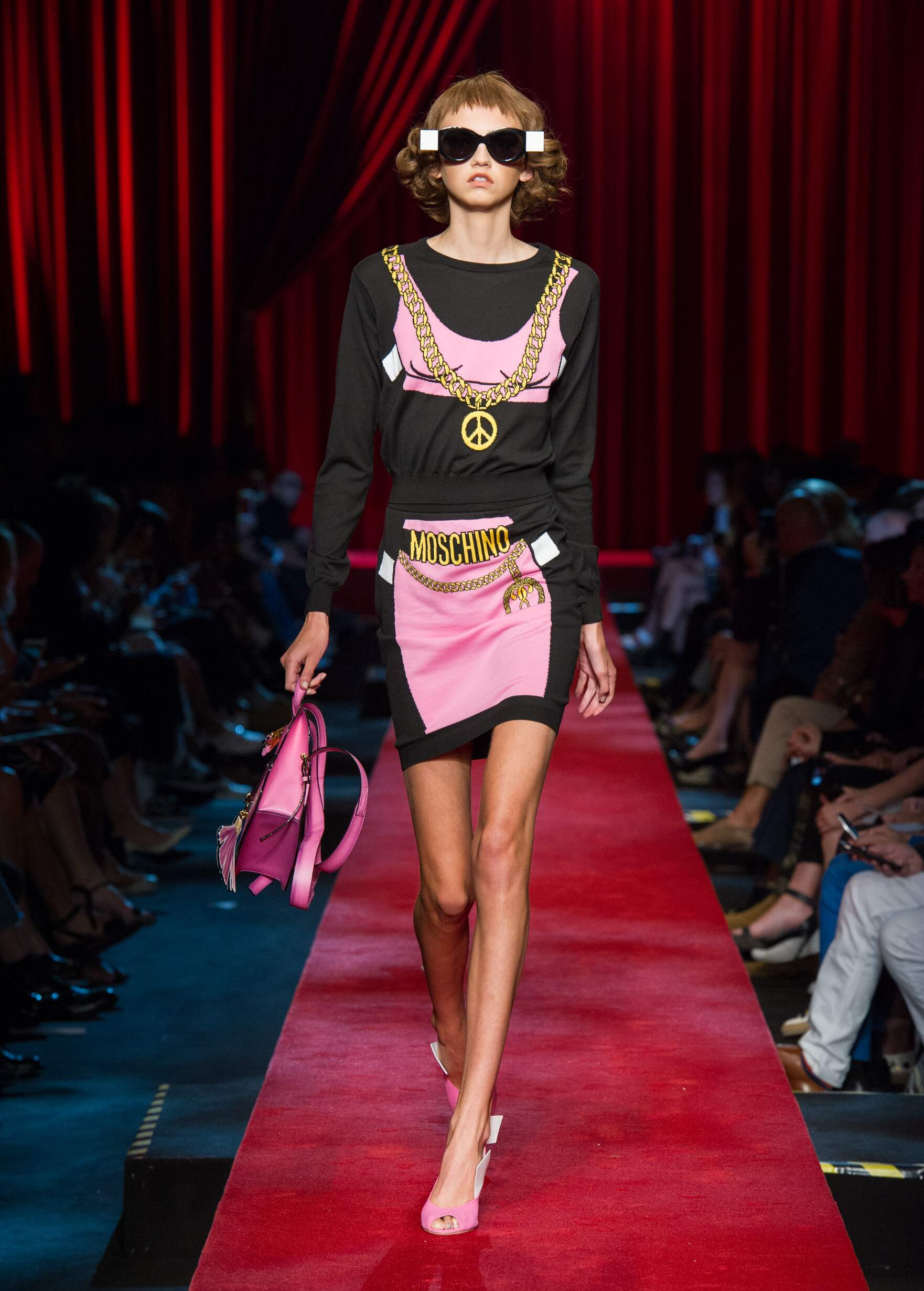 Spring Fashion Trends 2017 Moschino