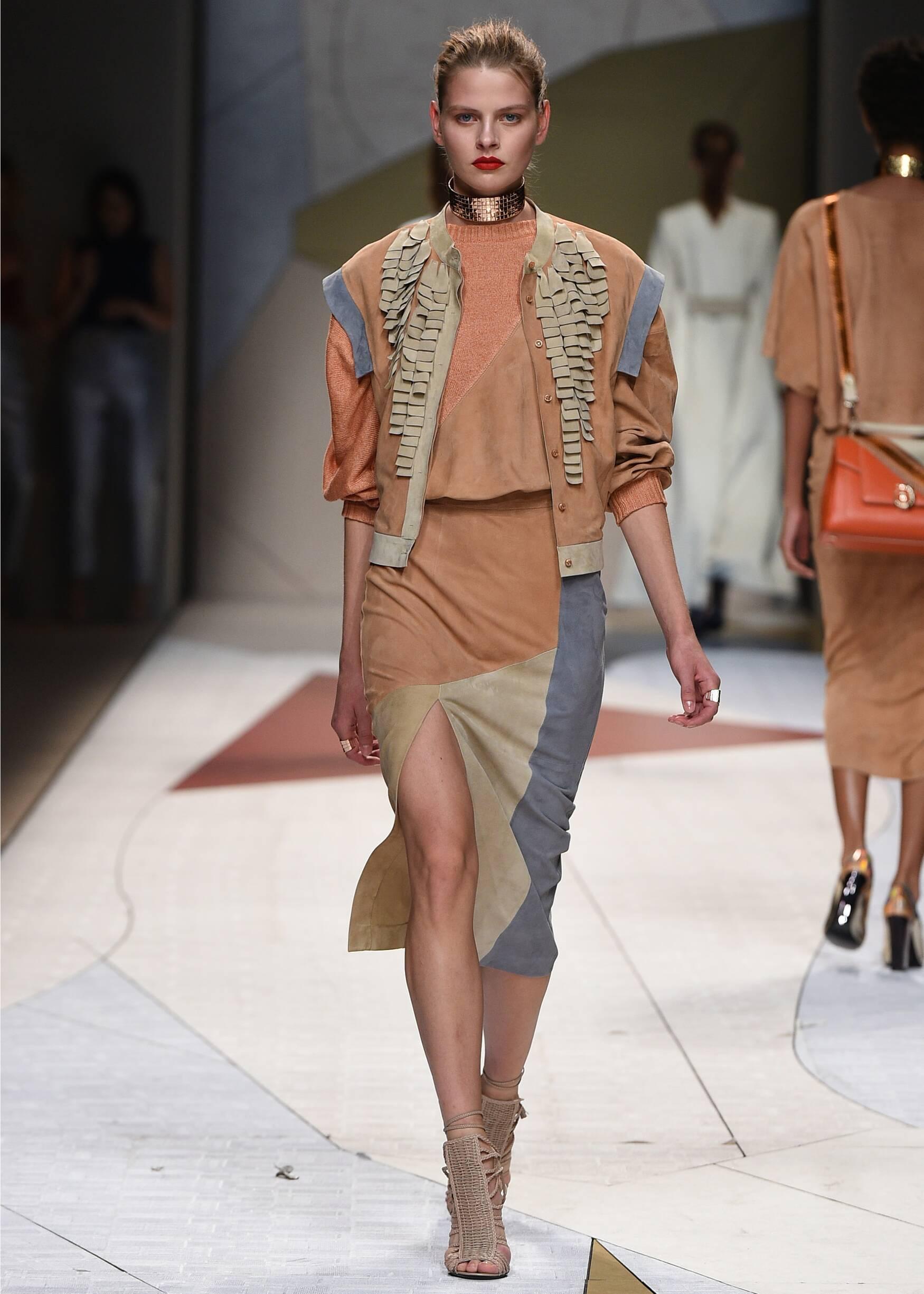 Spring Fashion Trends 2017 Trussardi