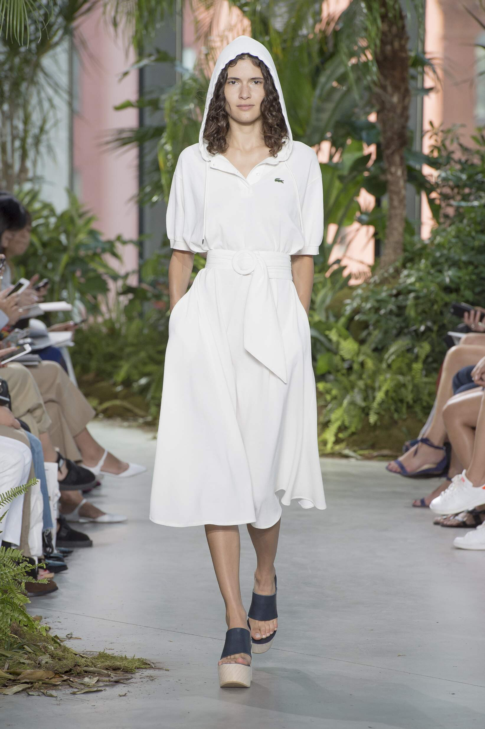 Spring Summer 2017 Woman New York Lacoste Collection