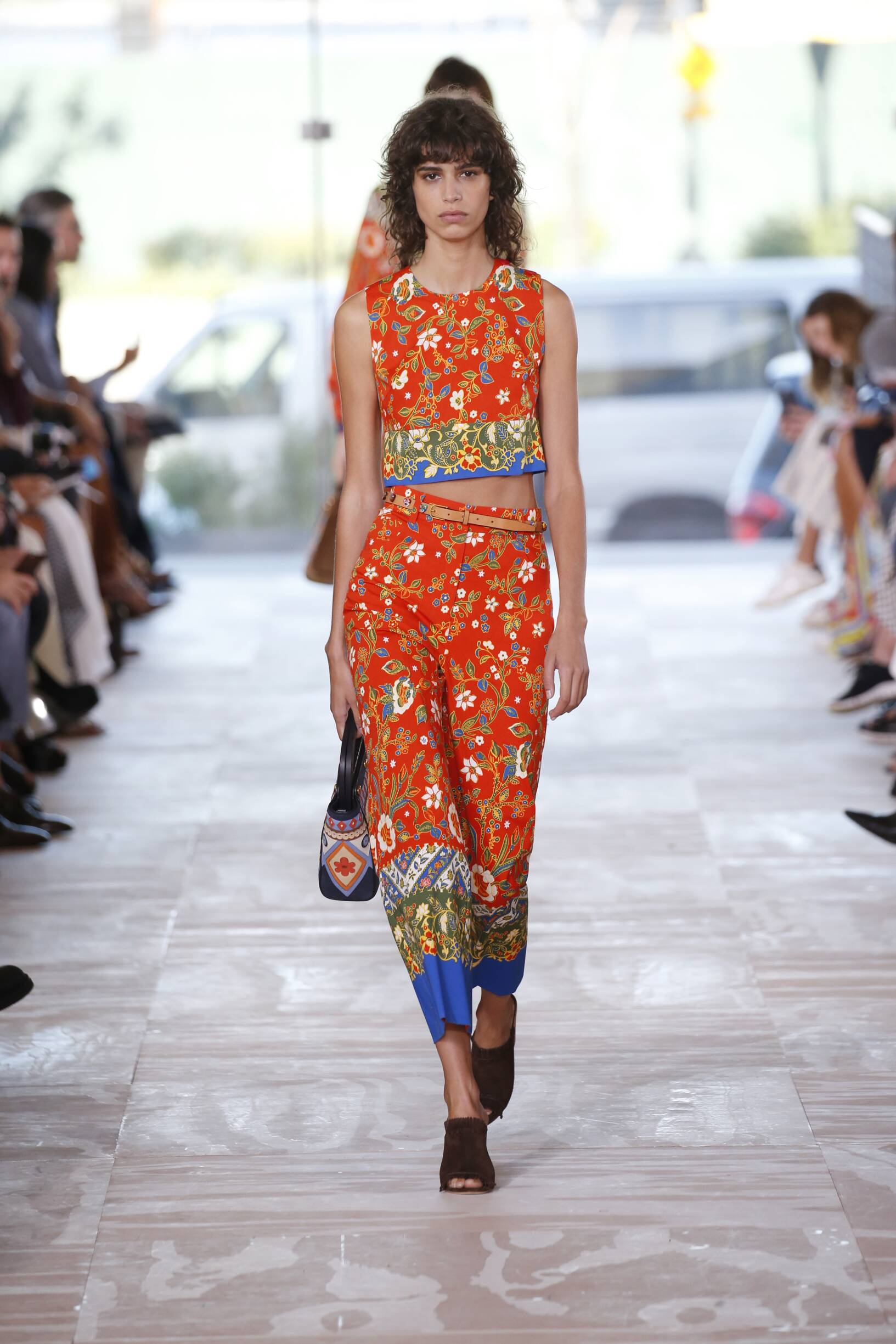 Spring Summer 2017 Woman New York Tory Burch Collection