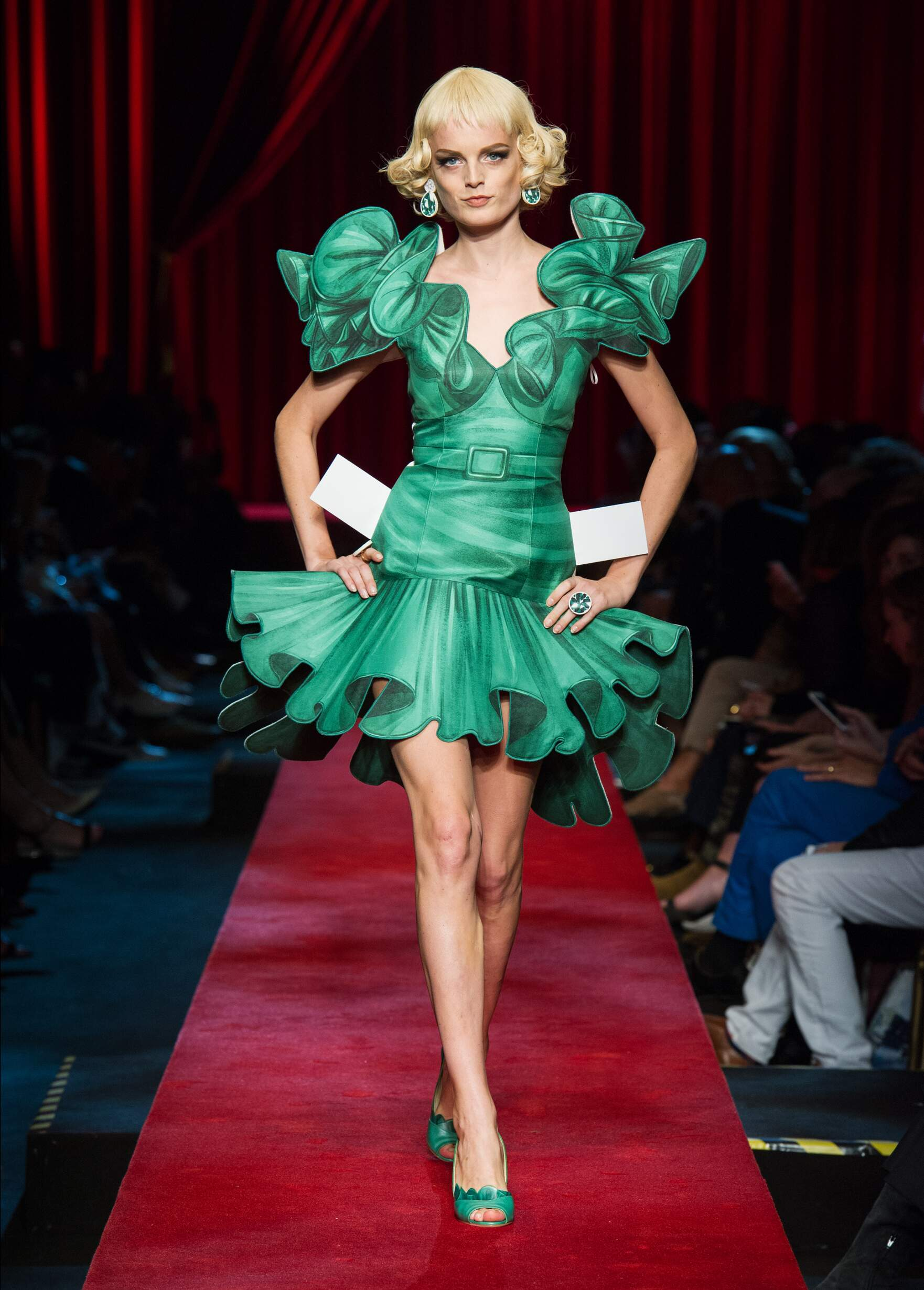 Spring Summer Fashion Trends 2017 Moschino