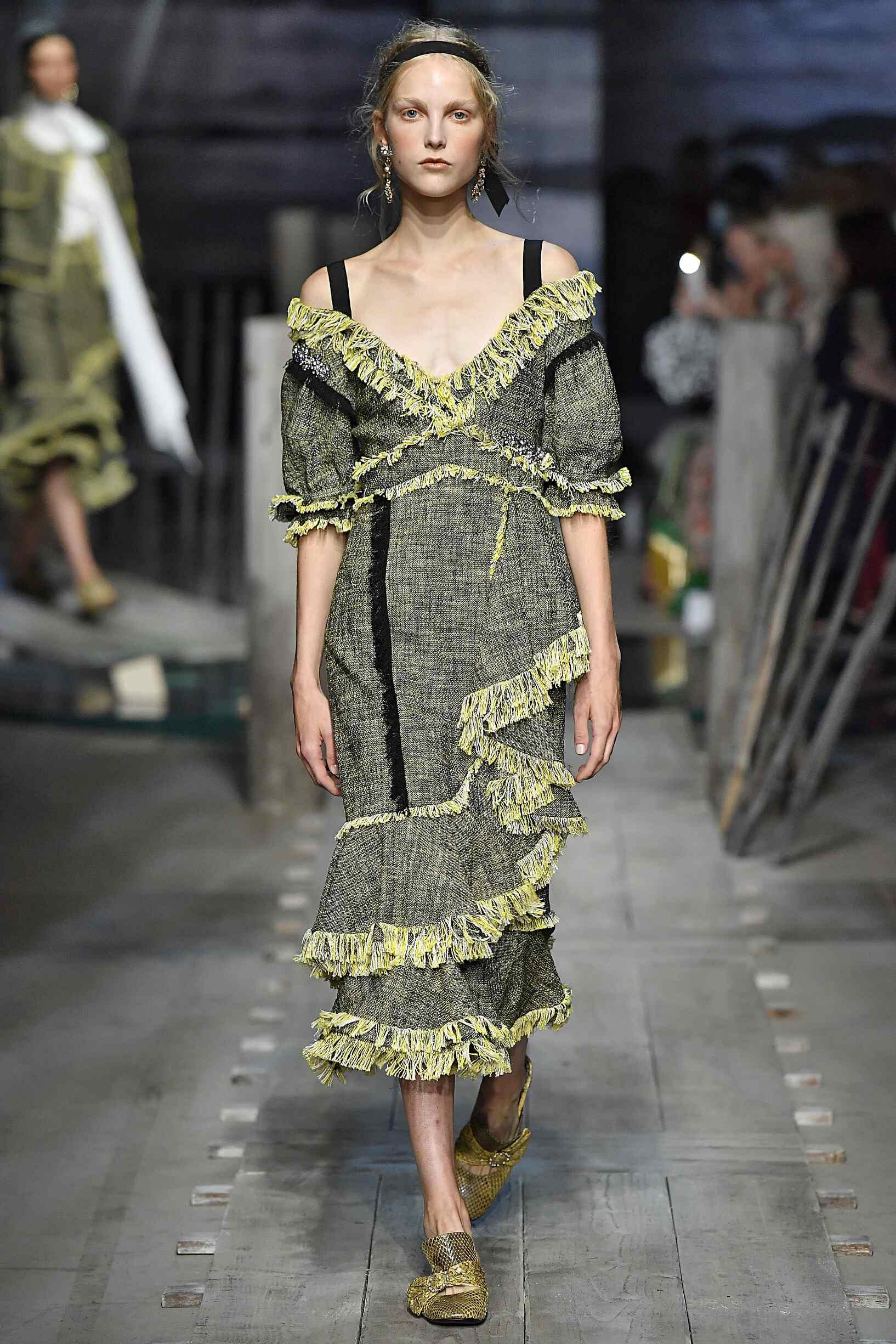 Summer 2017 Fashion Trends Erdem