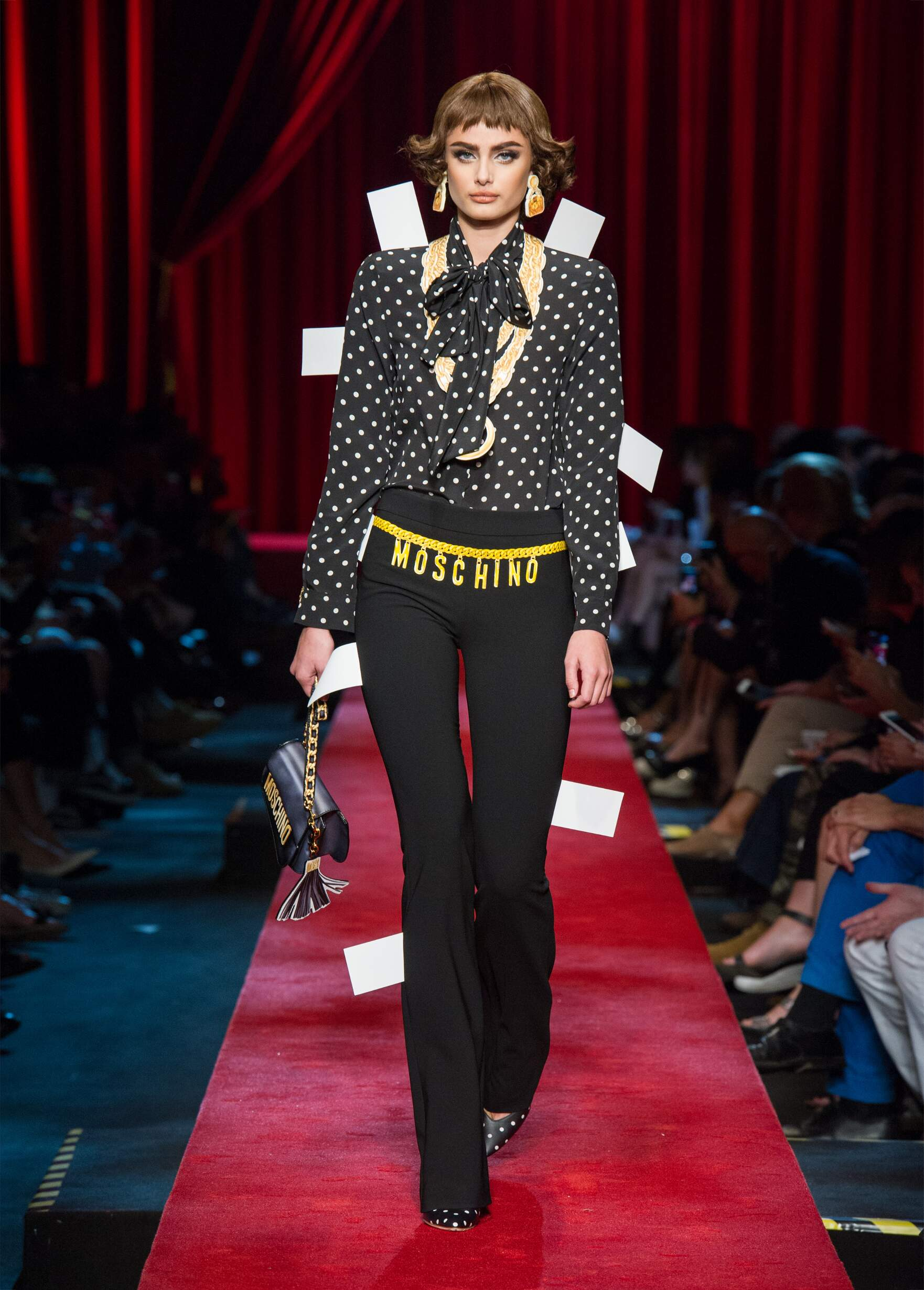 Summer 2017 Fashion Trends Moschino