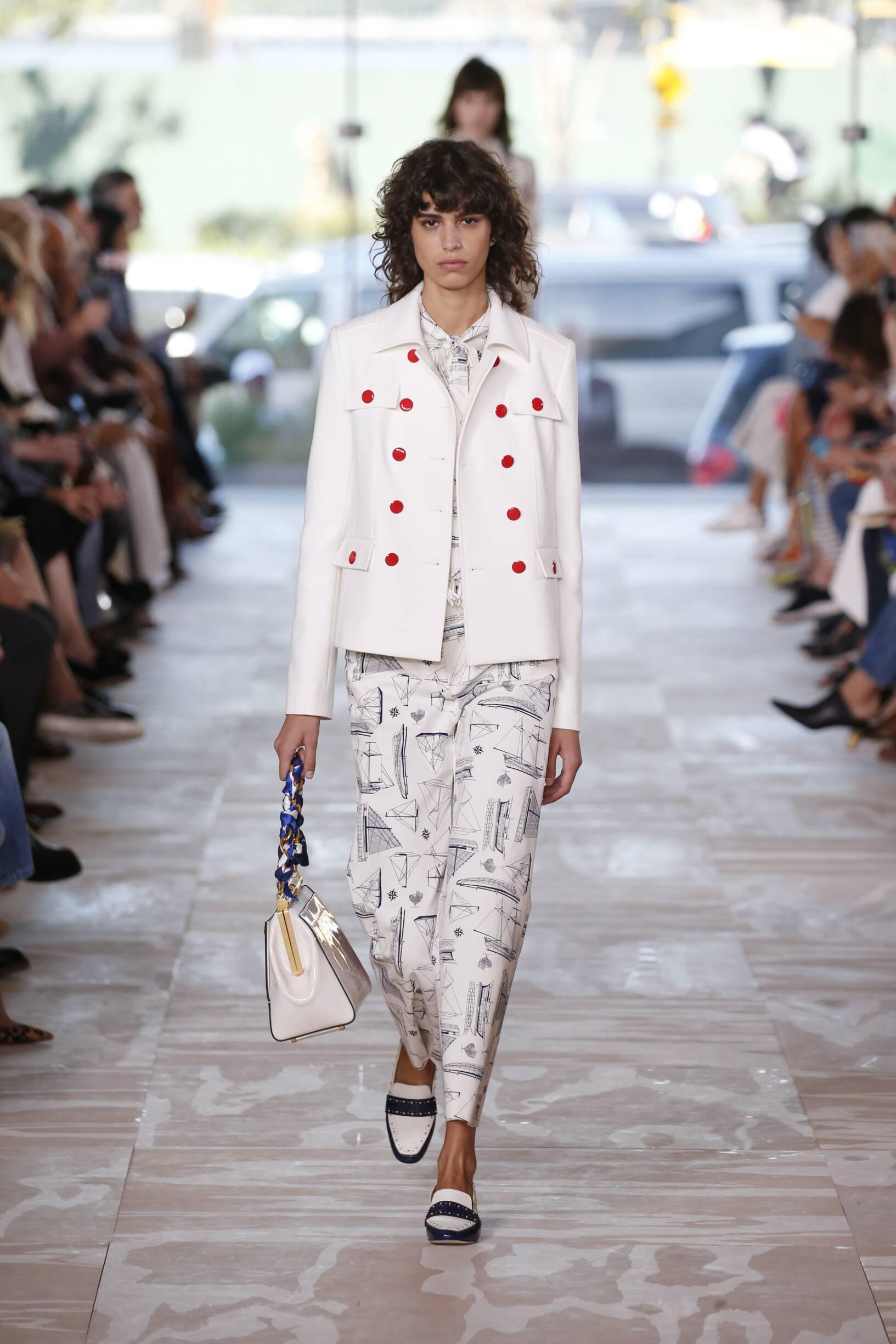 Summer 2017 Fashion Trends Tory Burch