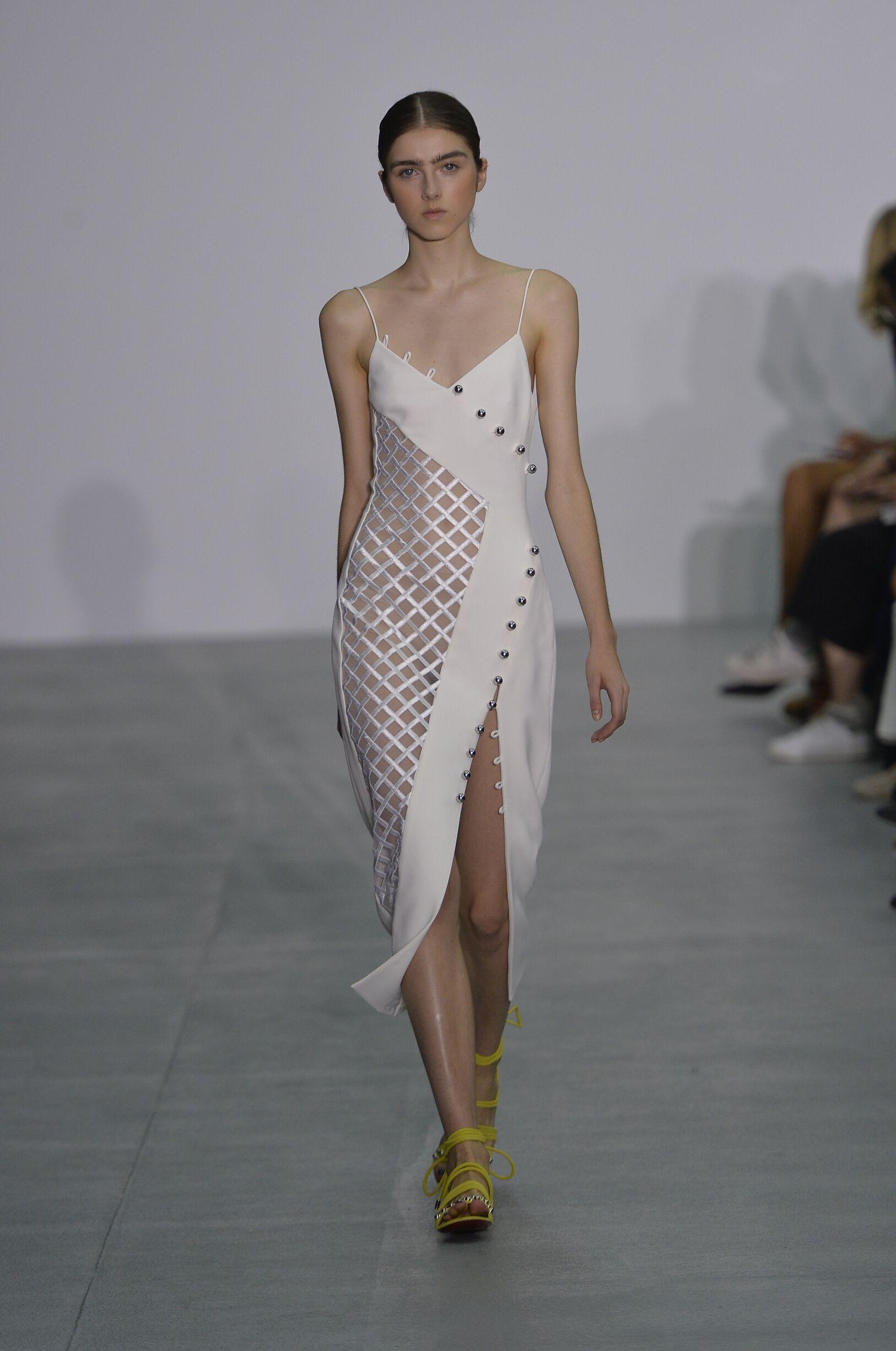 Summer 2017 Woman Trends David Koma