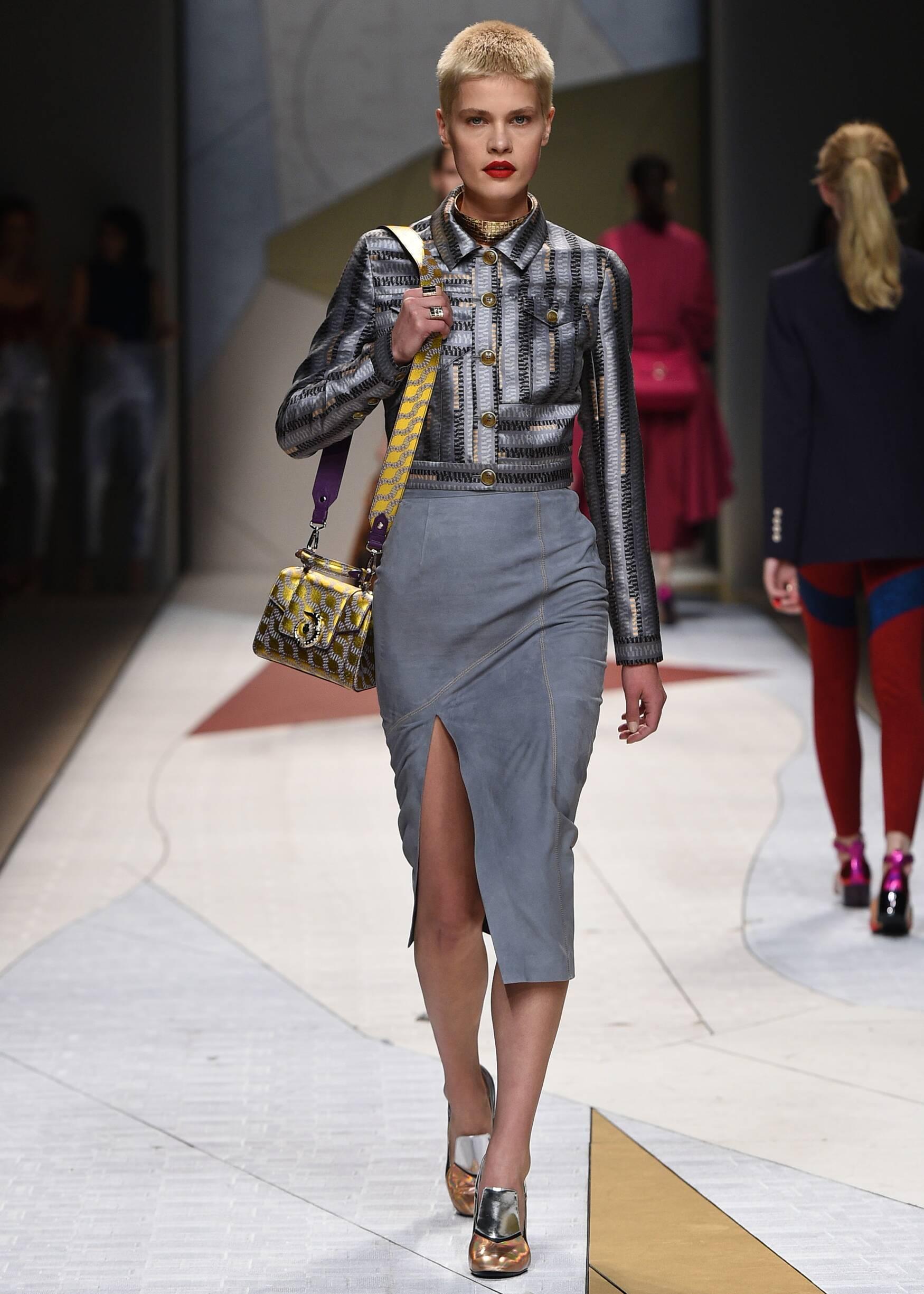 Summer 2017 Woman Trends Trussardi