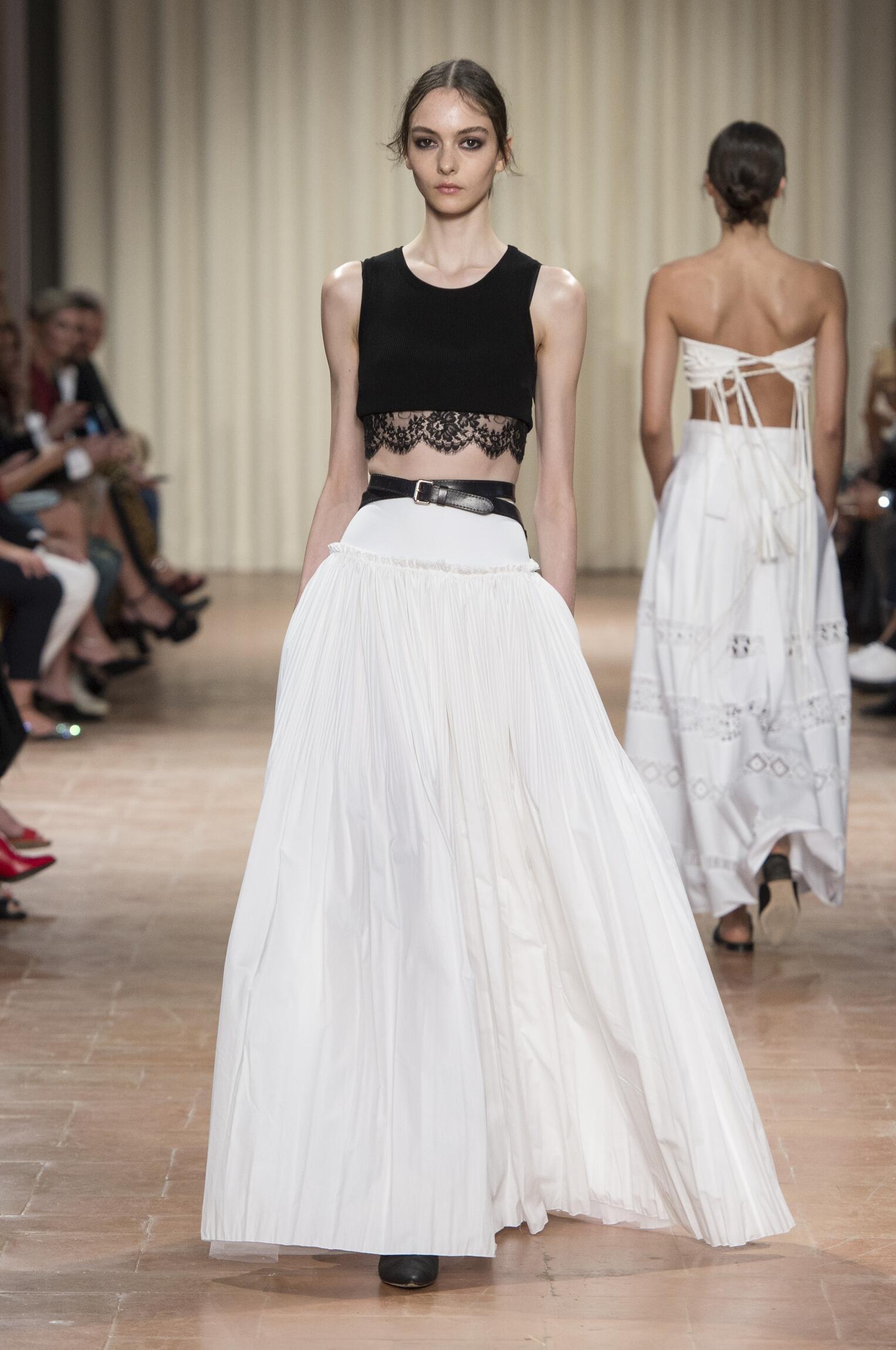 Summer Fashion Trends 2017 Alberta Ferretti