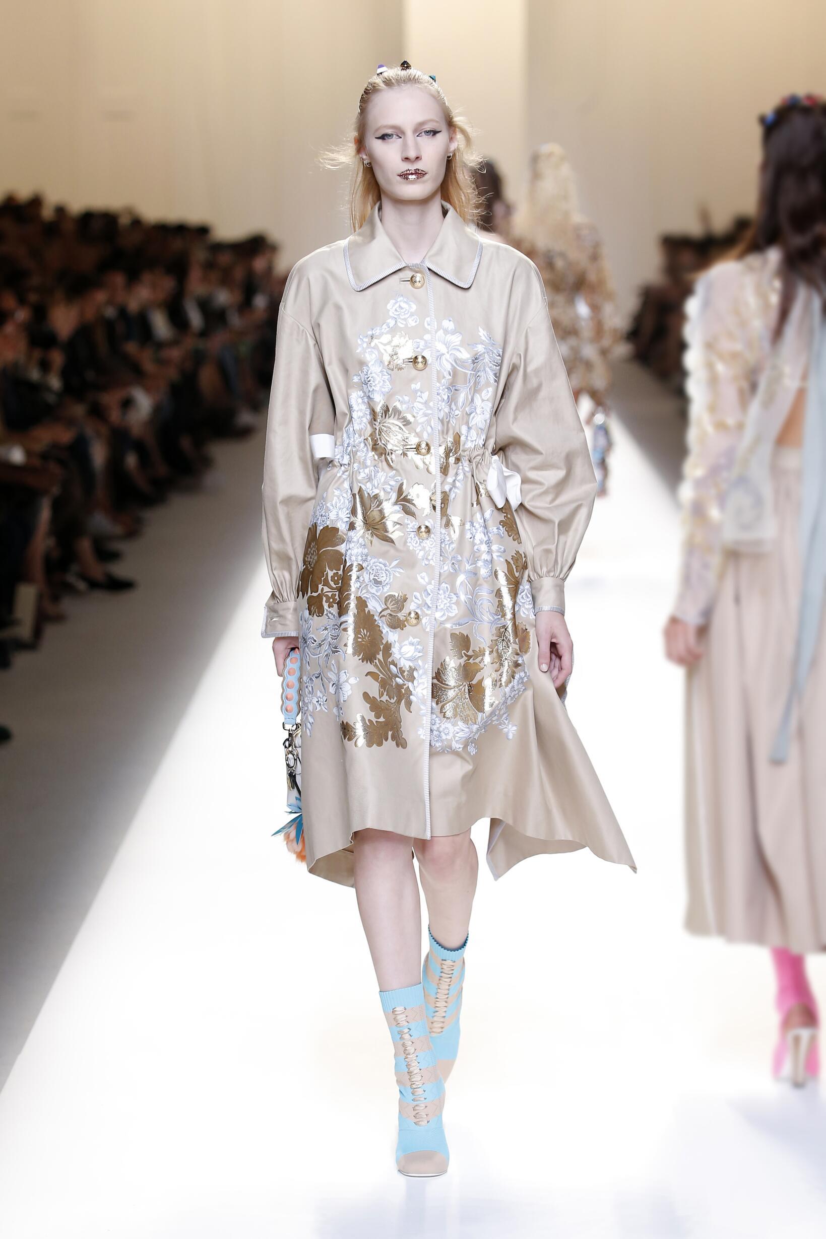 Summer Fashion Trends 2017 Fendi