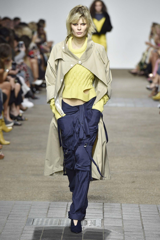 Topshop Unique Fashion Show